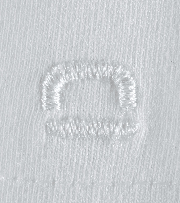 OLYMP T-Shirt Diepe V-Hals Stretch foto 2