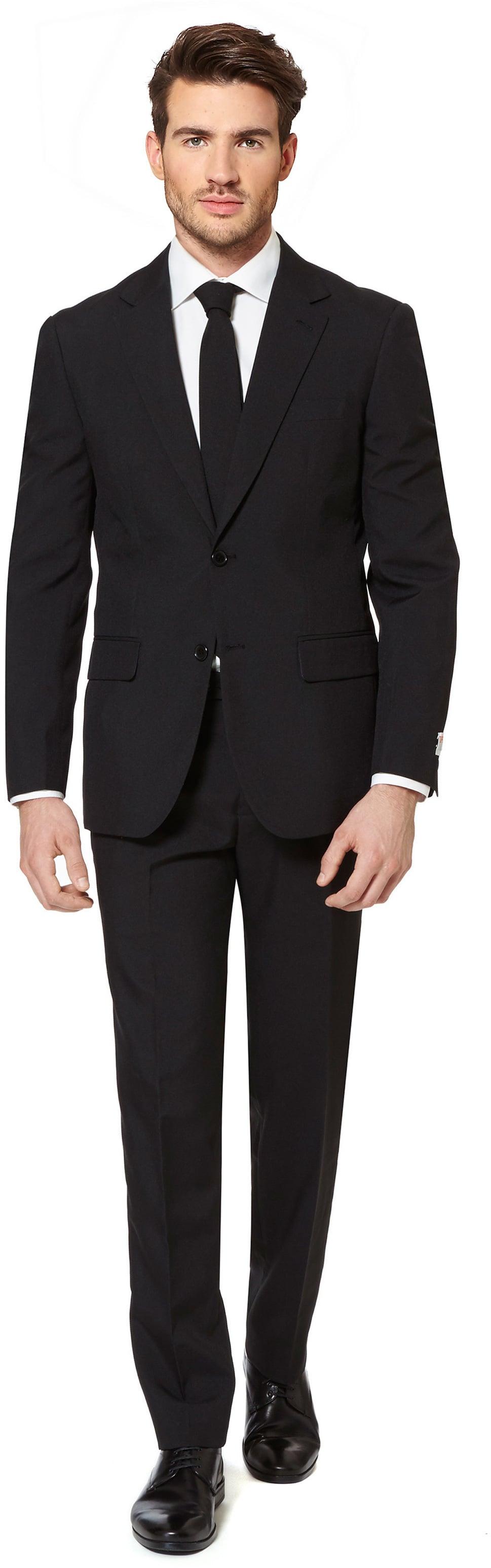 OppoSuits Black Knight Anzug foto 0
