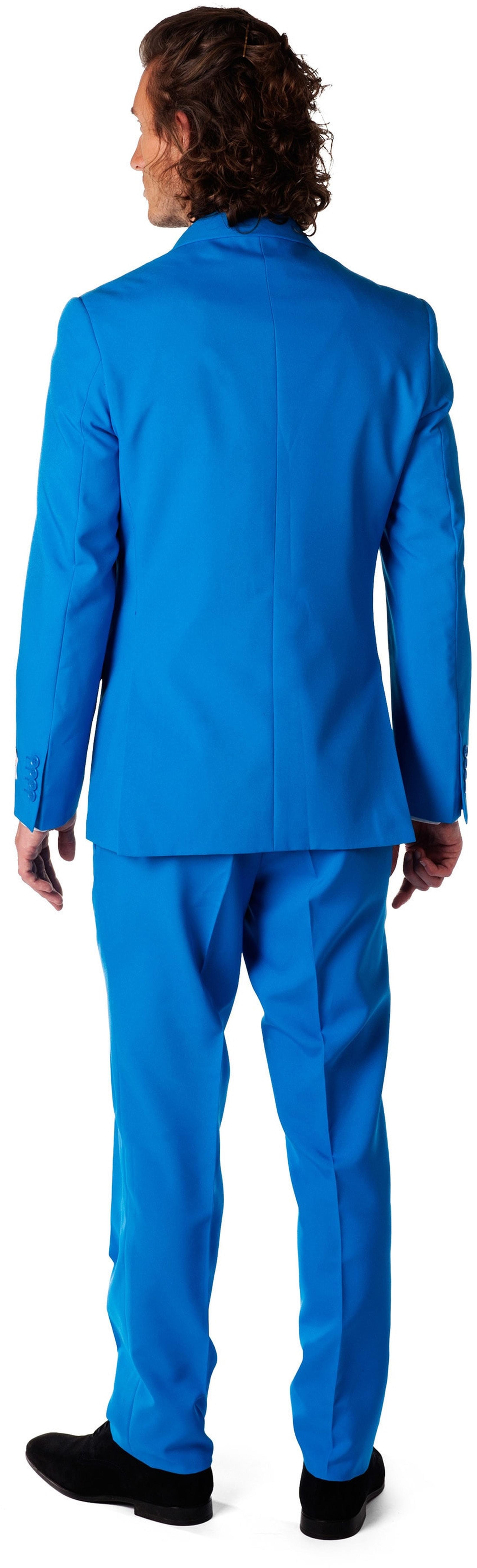 OppoSuits Blue Steel Kostuum foto 1