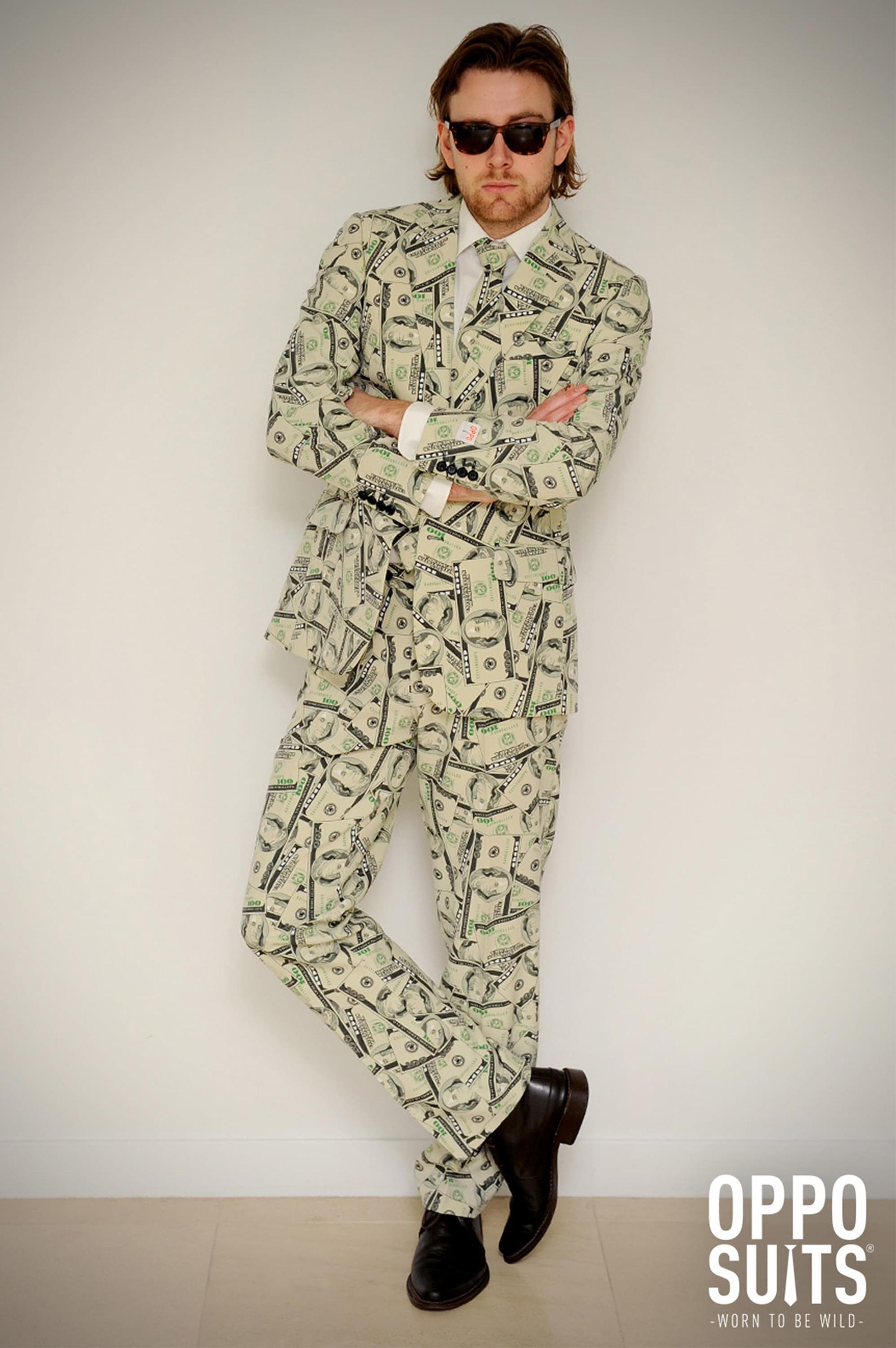OppoSuits Cashanova Kostuum foto 2