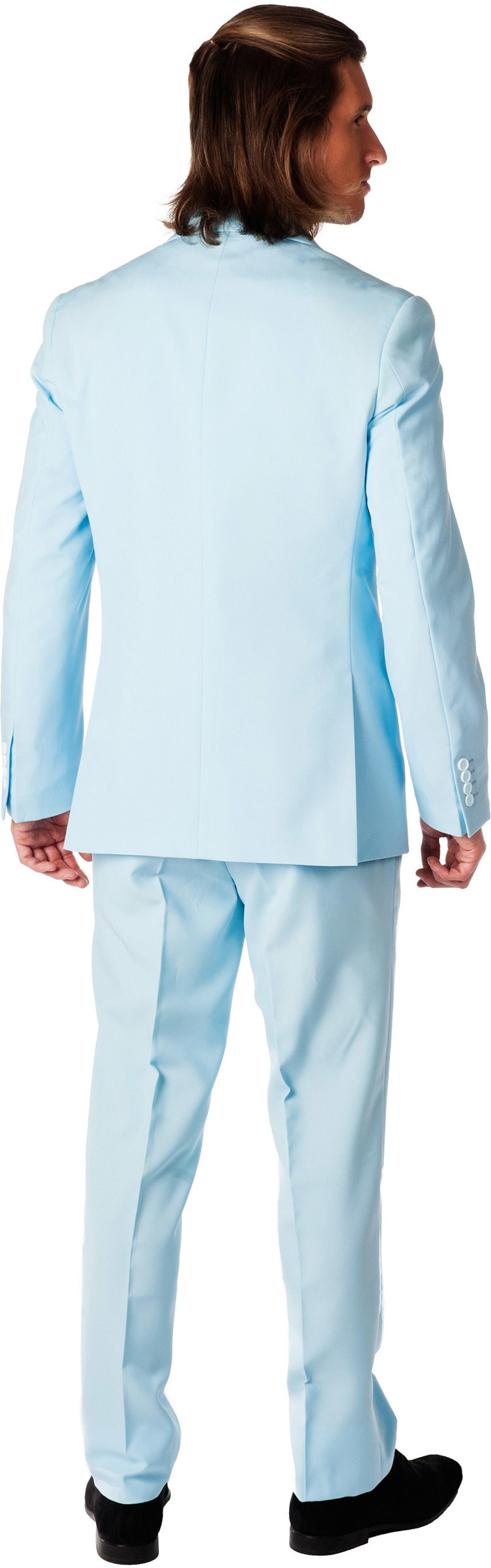 OppoSuits Cool Blue Kostuum foto 1