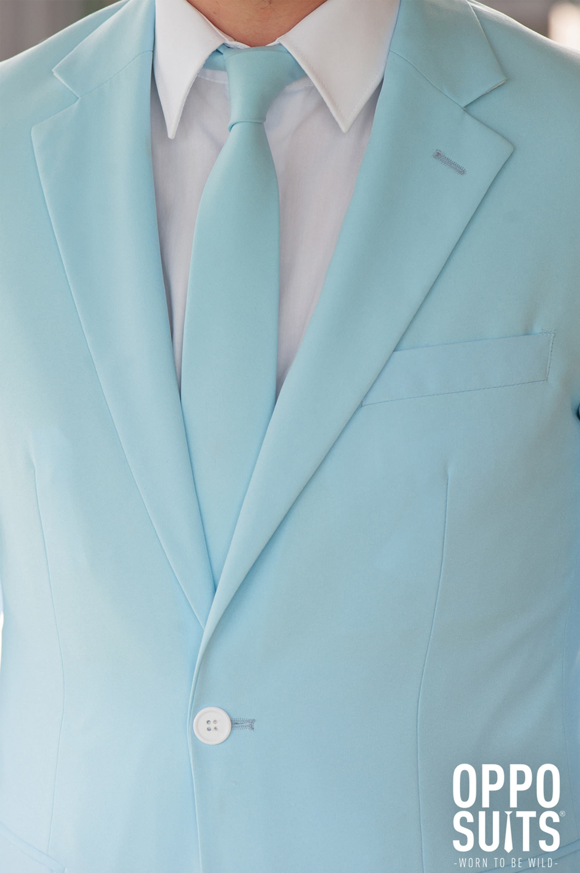 OppoSuits Cool Blue Suit foto 3