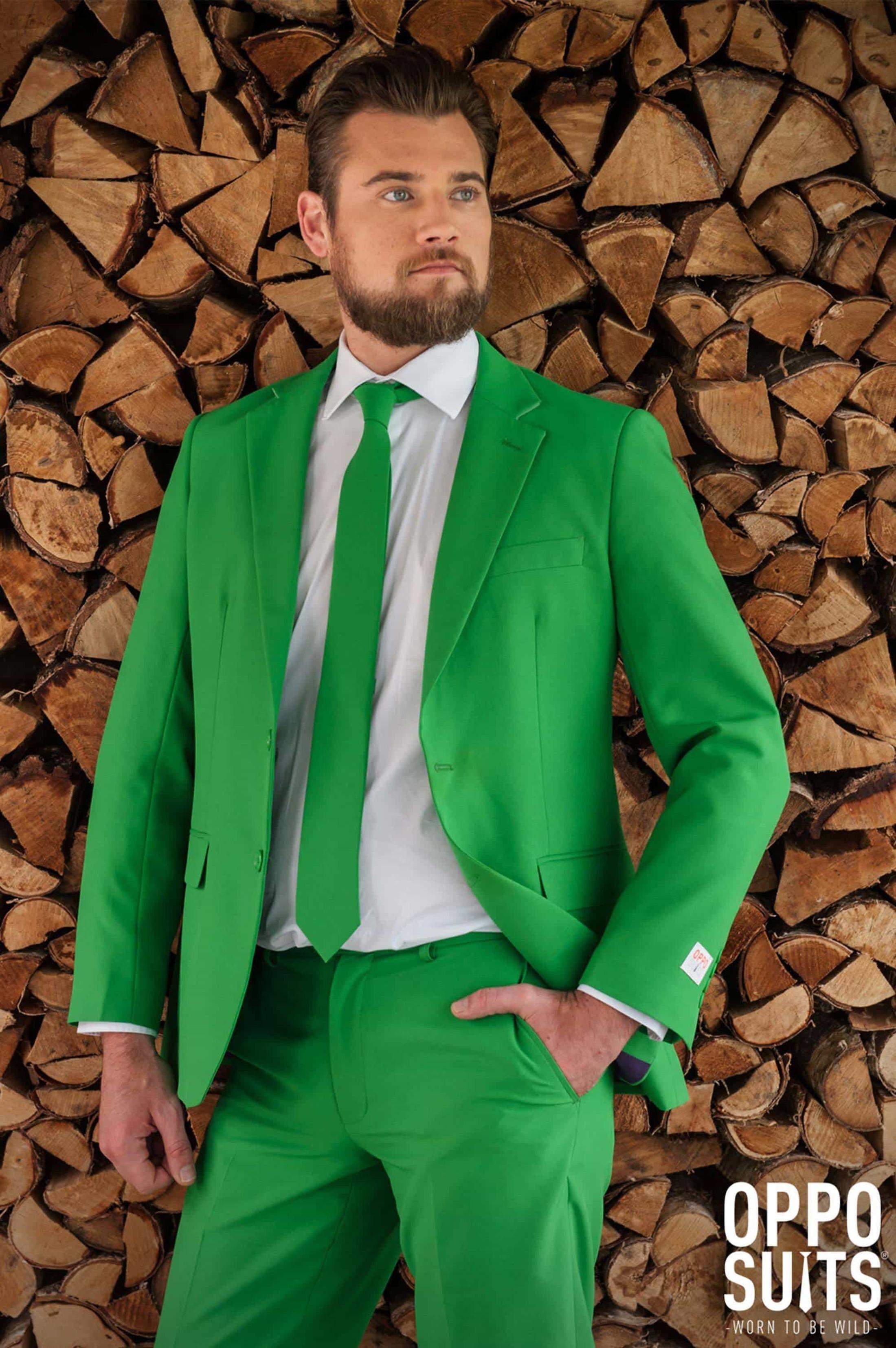 OppoSuits Evergreen Kostuum foto 2