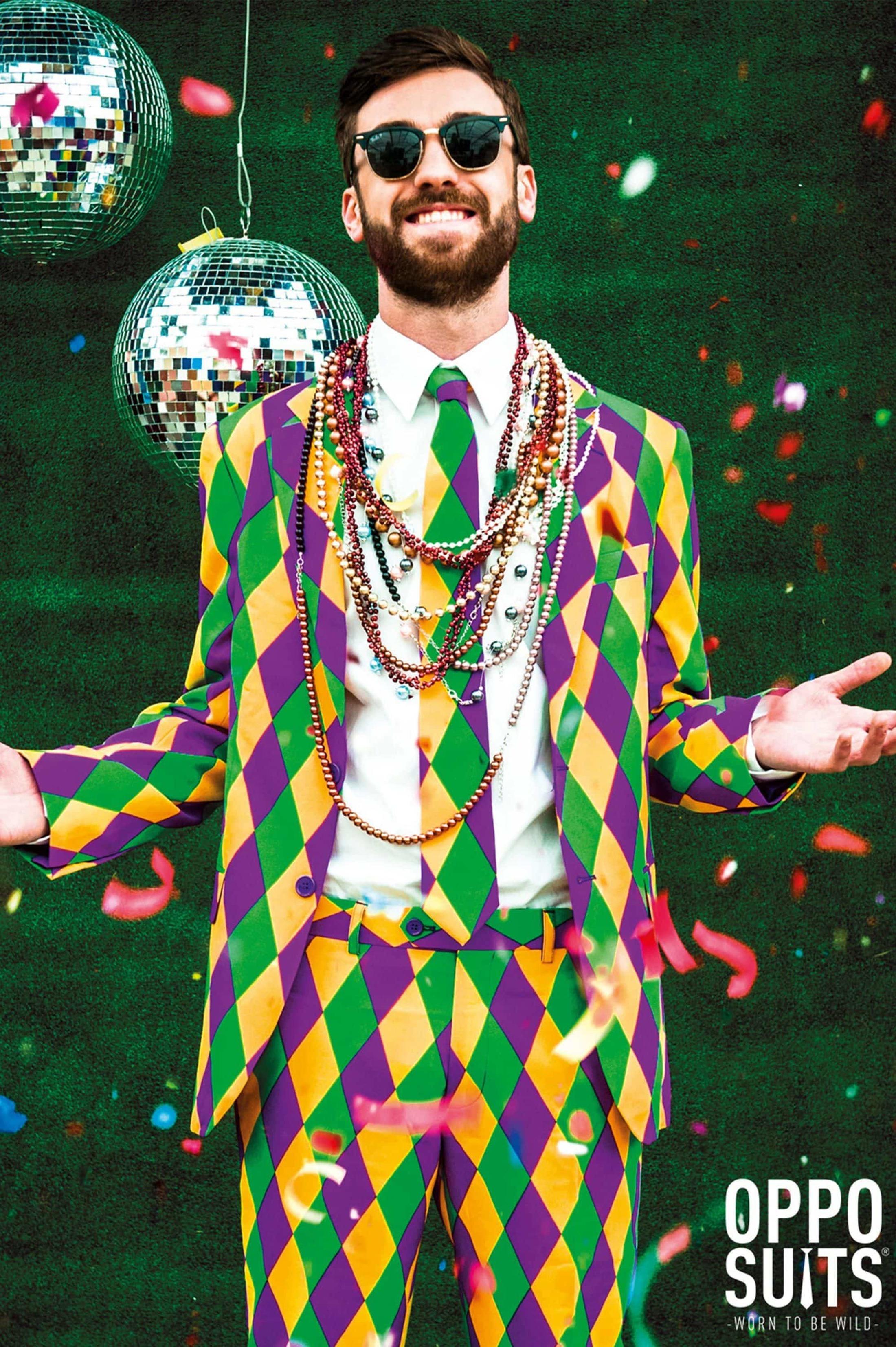 OppoSuits Harleking Kostuum foto 2