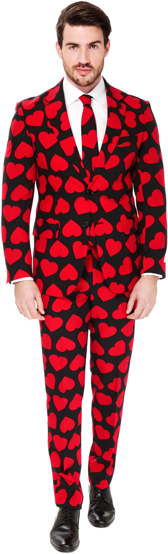 OppoSuits King Of Hearts Kostuum foto 0