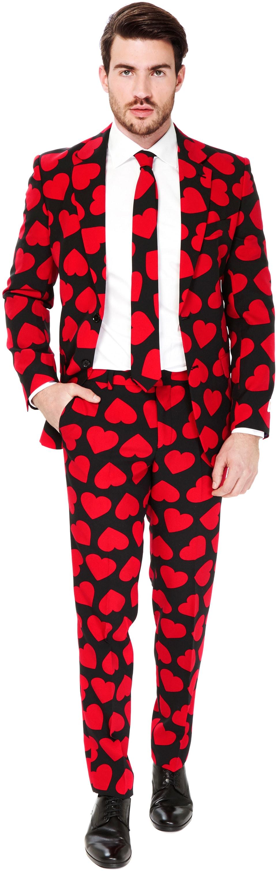 OppoSuits King Of Hearts Kostuum foto 1