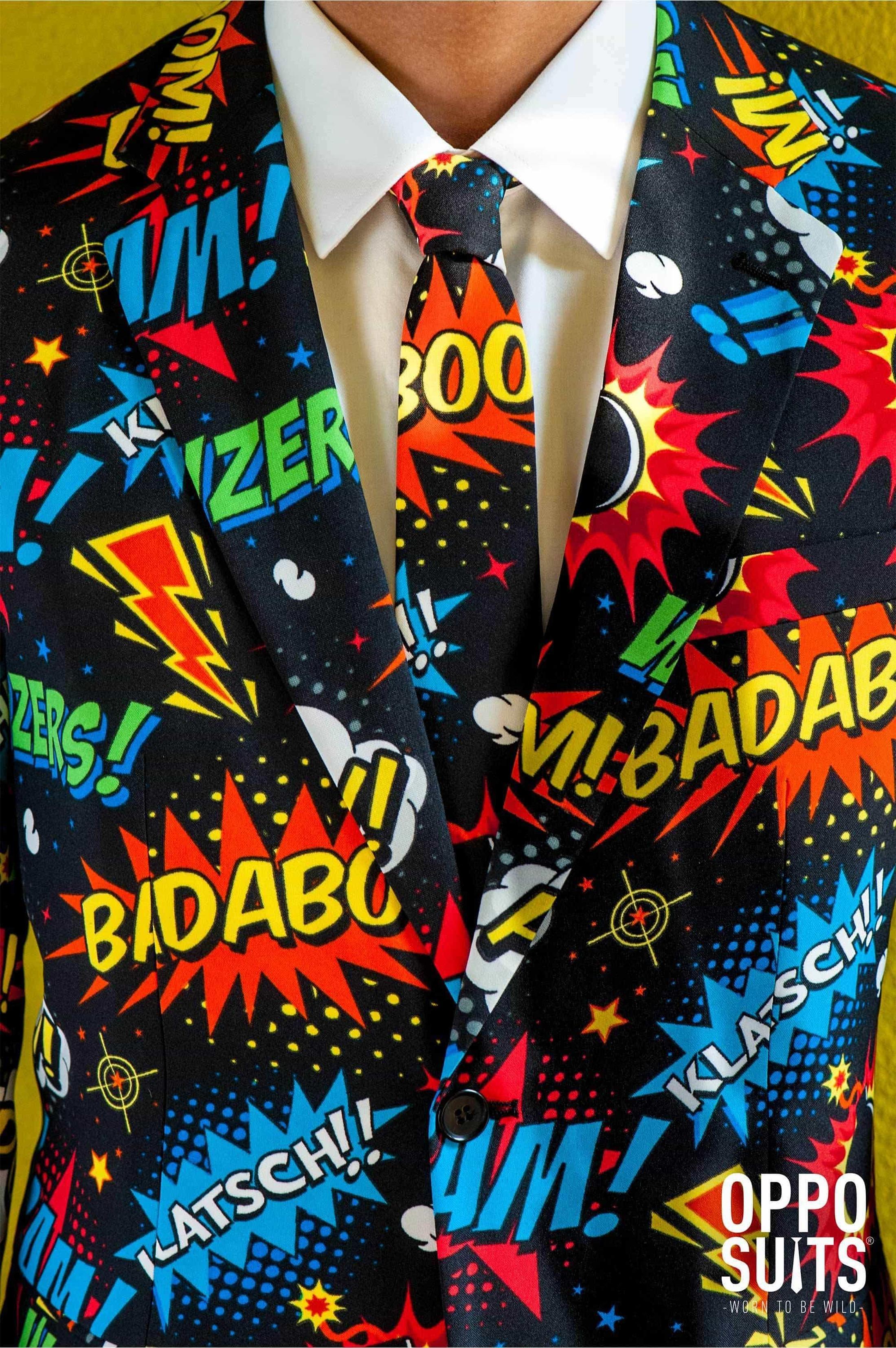 OppoSuits Kostüm Badaboom