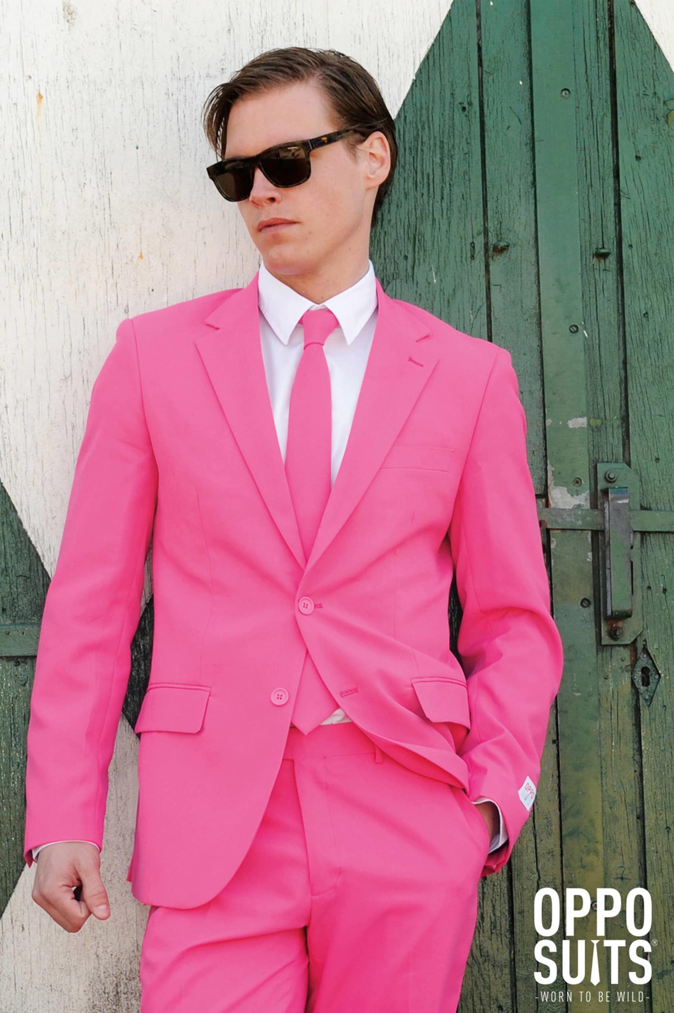 OppoSuits Mr Pink Kostüm foto 2