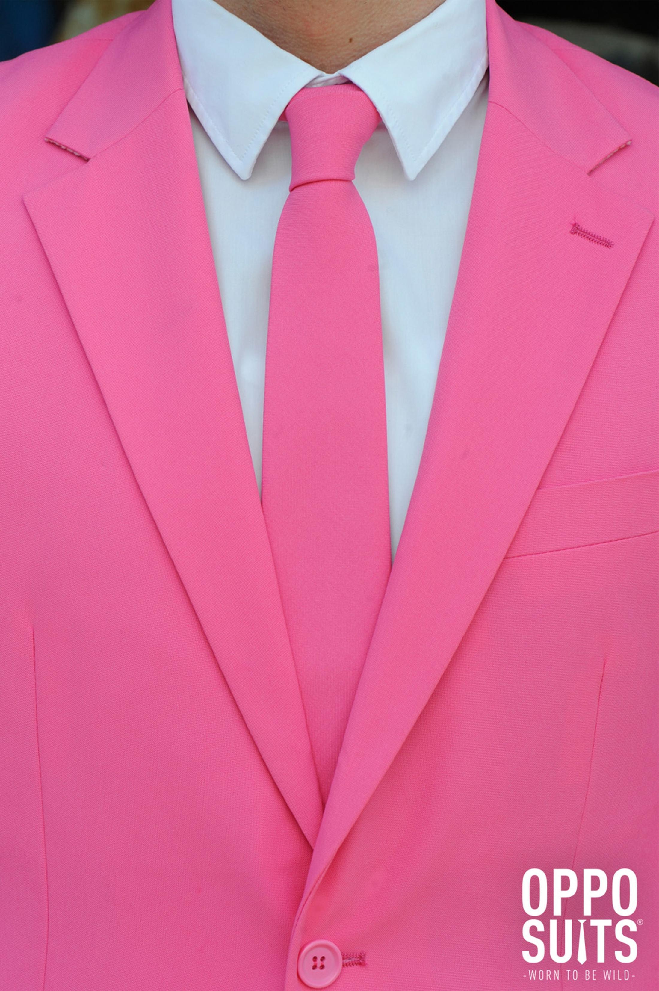OppoSuits Mr Pink Kostüm foto 3