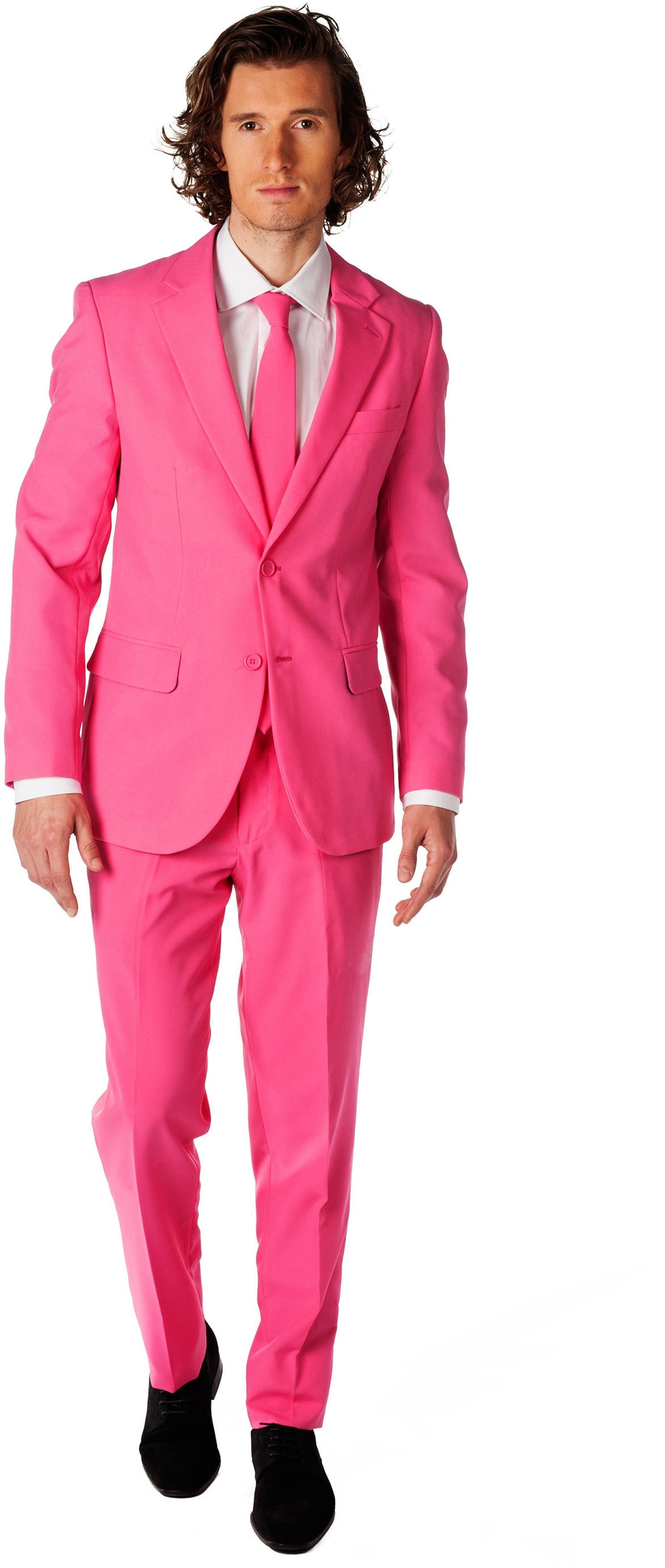 OppoSuits Mr Pink Kostuum foto 0