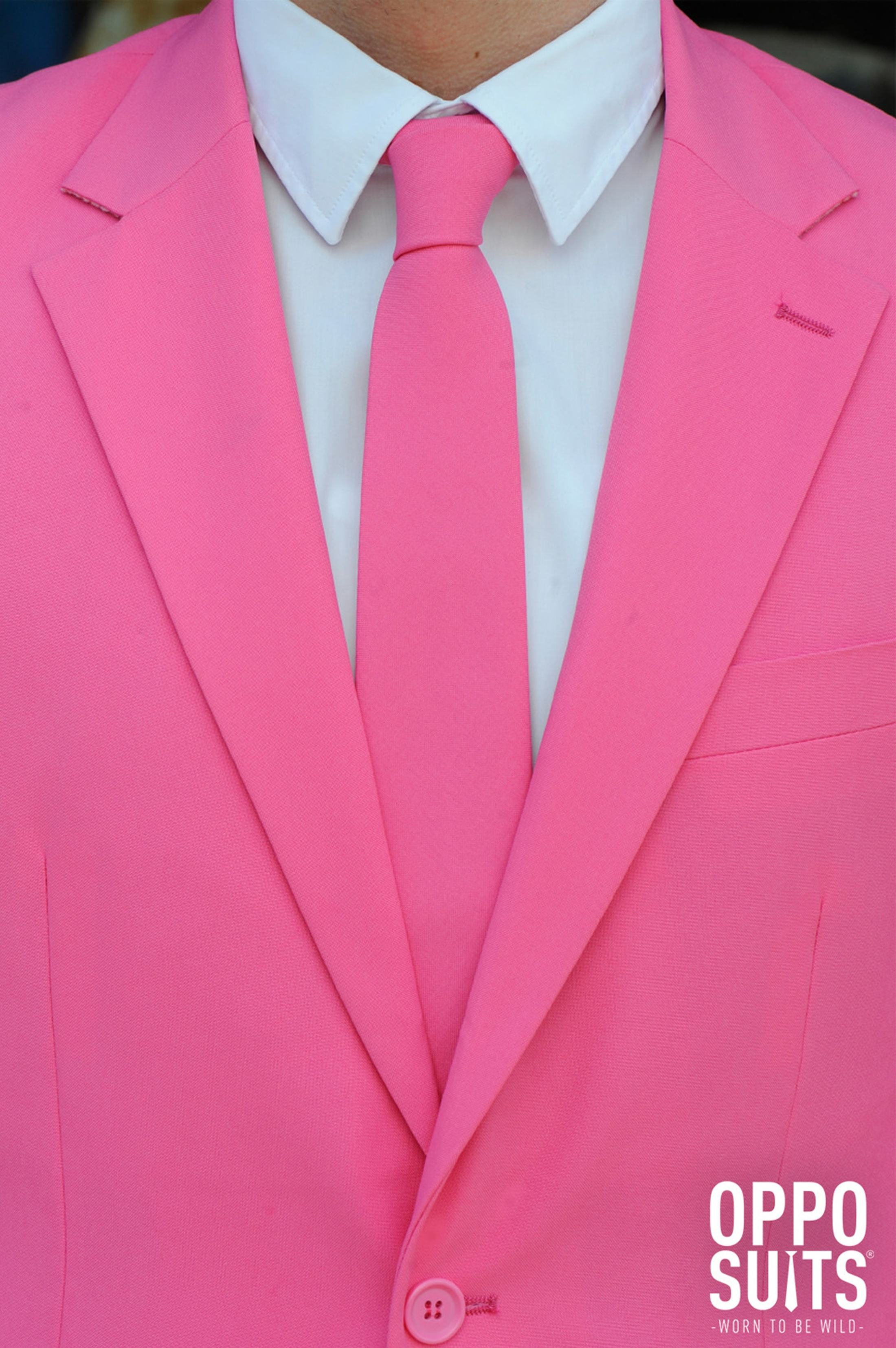 OppoSuits Mr Pink Kostuum foto 3