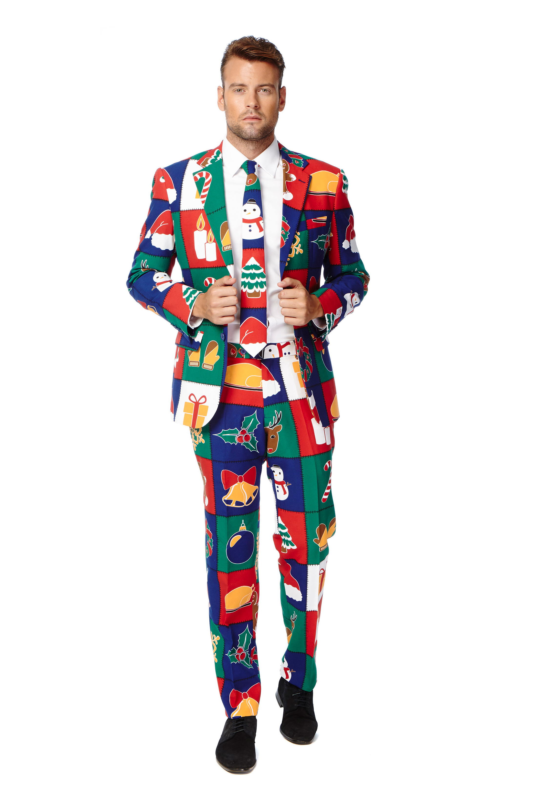 OppoSuits Quilty Pleasure Kostuum foto 0