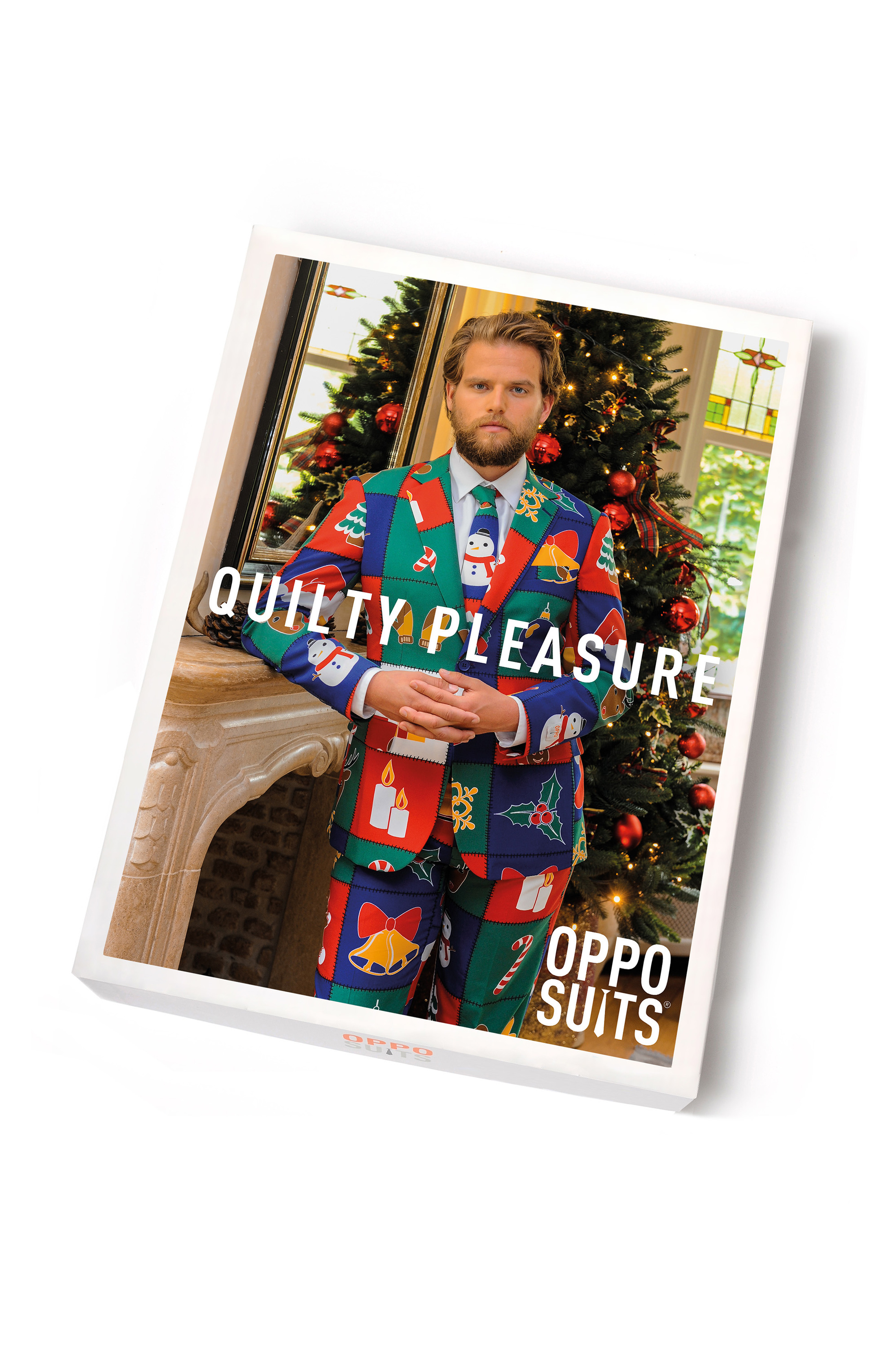 OppoSuits Quilty Pleasure Kostuum foto 5