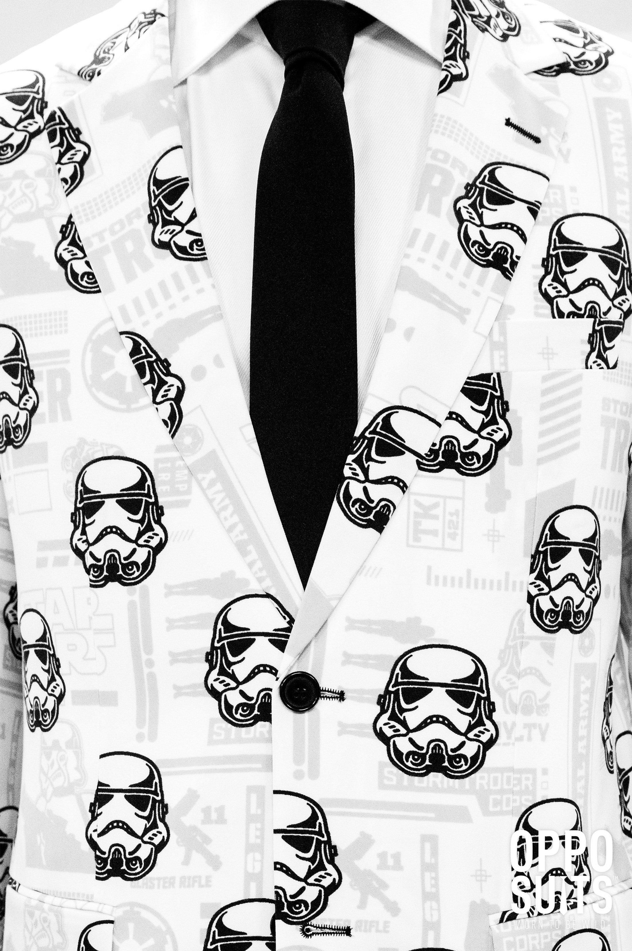 OppoSuits Stormtrooper Kostuum foto 4