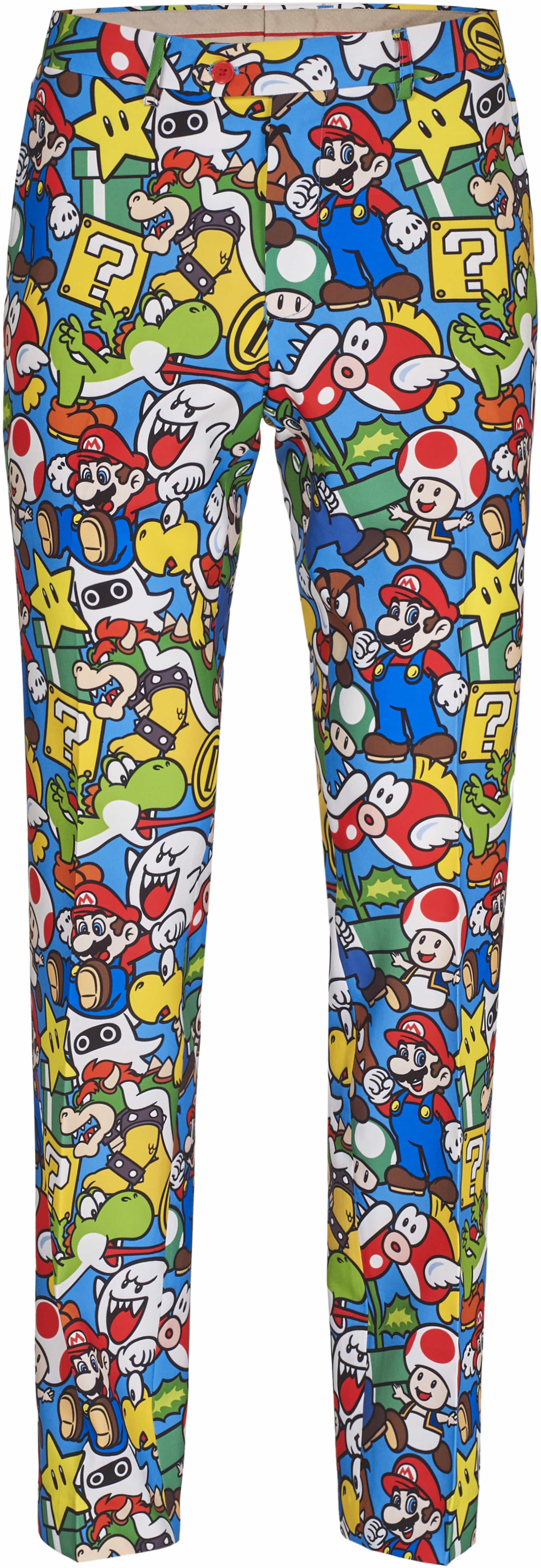 OppoSuits Super Mario Kostuum foto 2