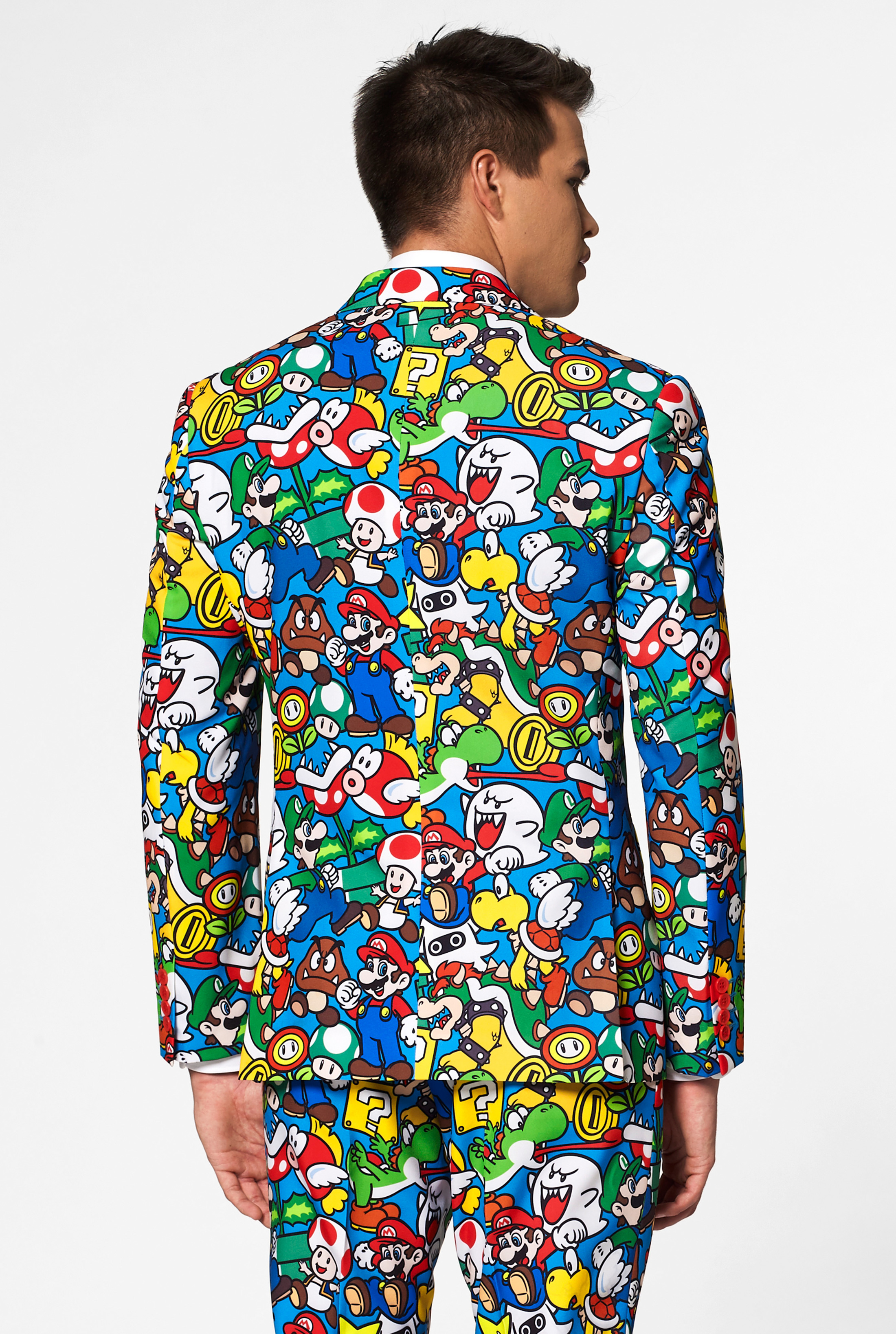 OppoSuits Super Mario Kostuum foto 5
