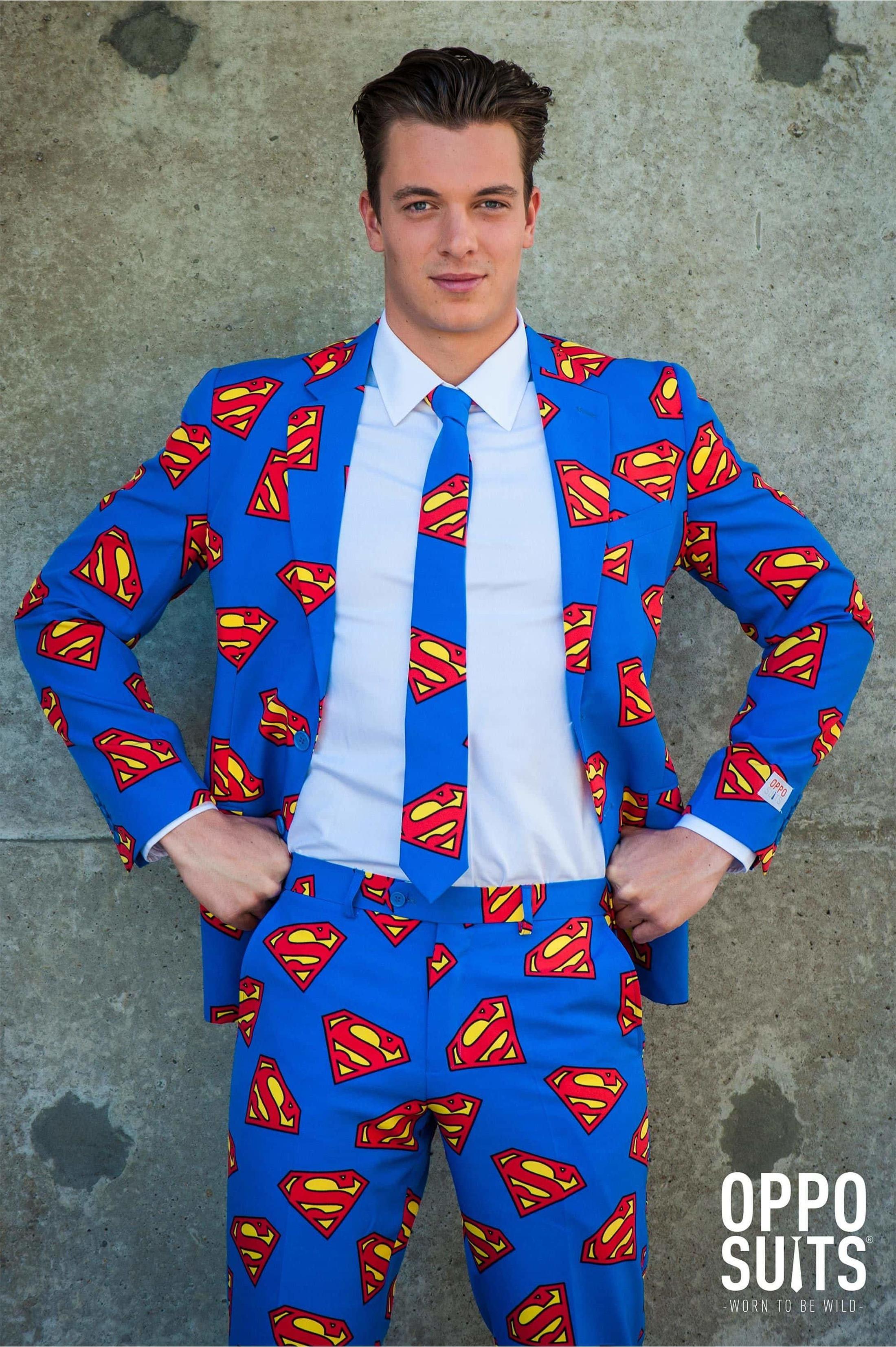 OppoSuits Superman Suit