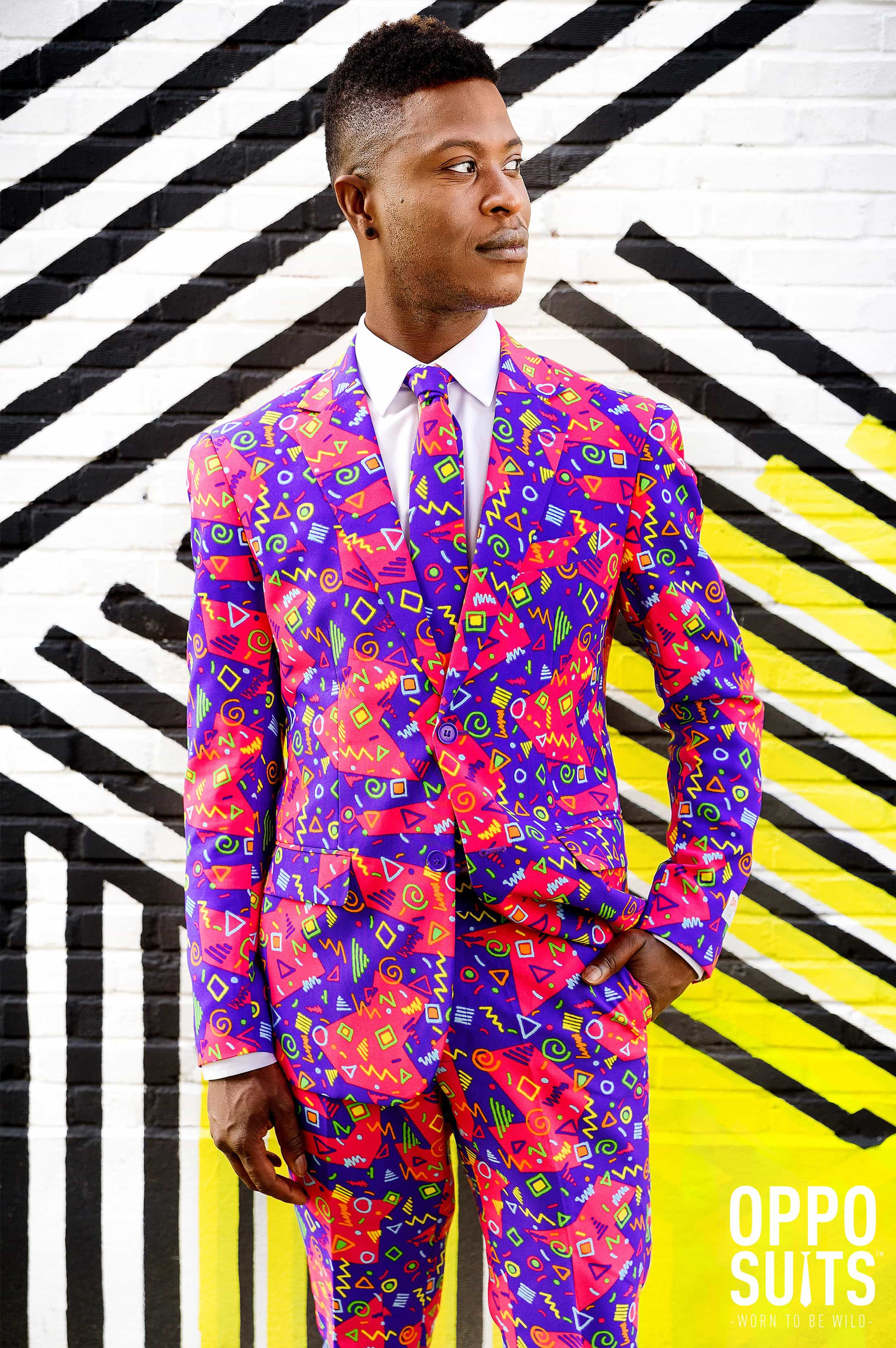 OppoSuits The Fresh Prince Kostüm foto 2