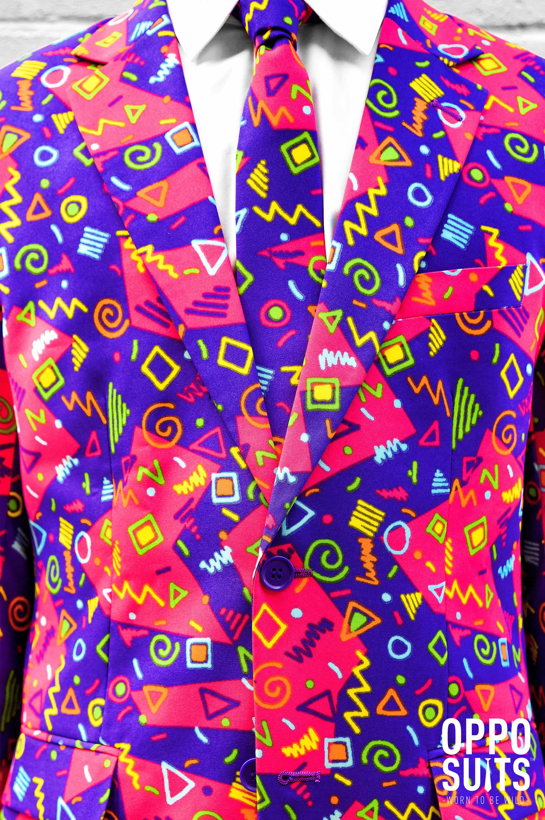 OppoSuits The Fresh Prince Kostüm foto 4