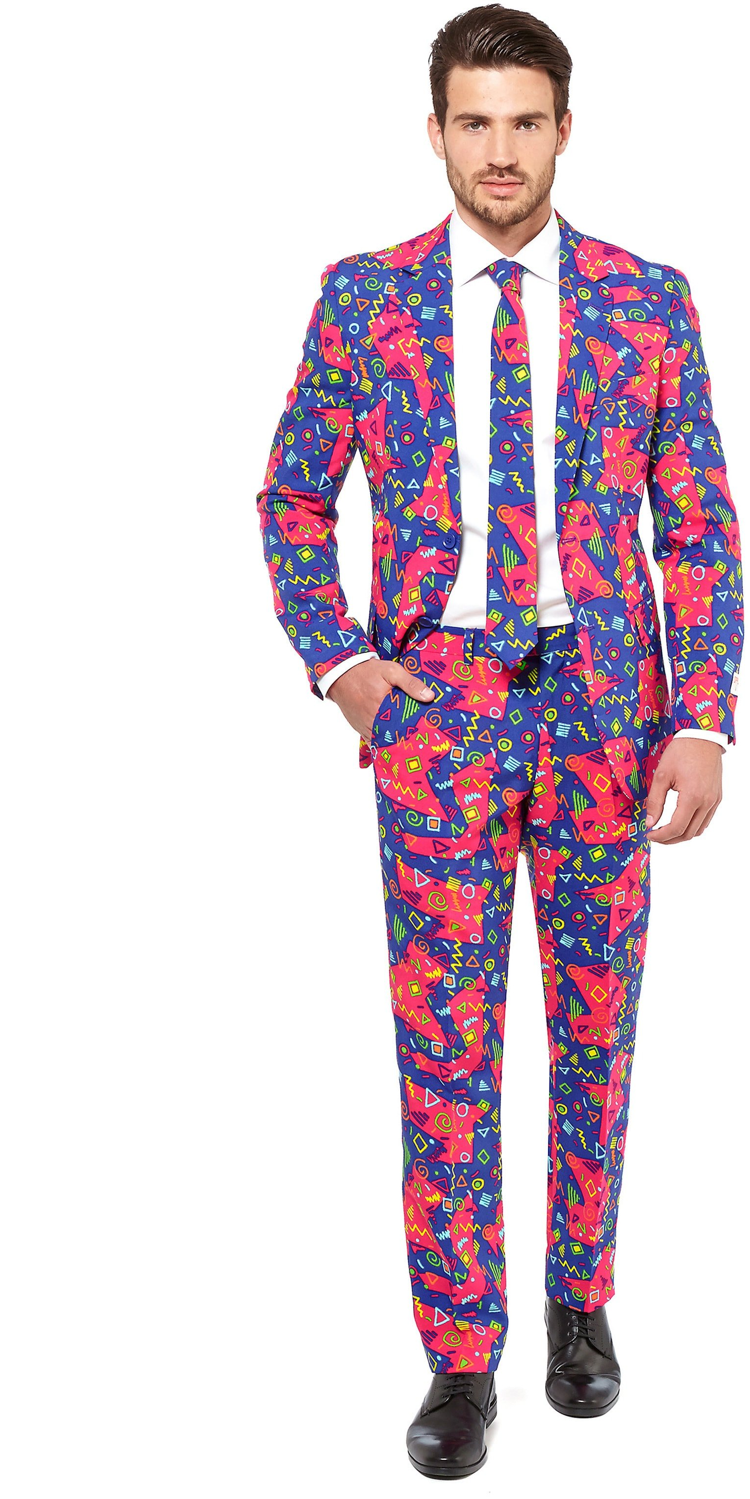 OppoSuits The Fresh Prince Kostuum foto 0