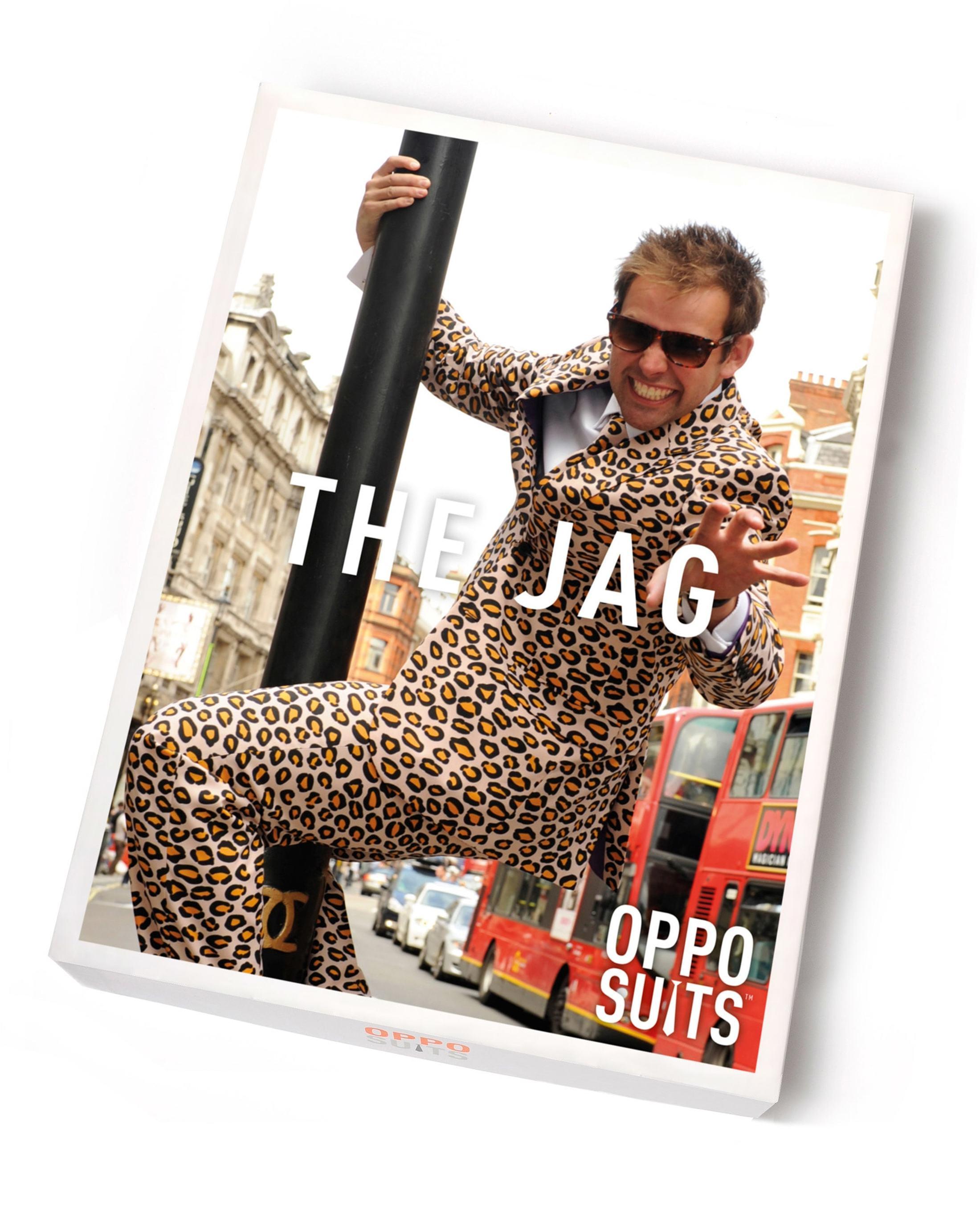 OppoSuits The Jag Kostuum foto 5