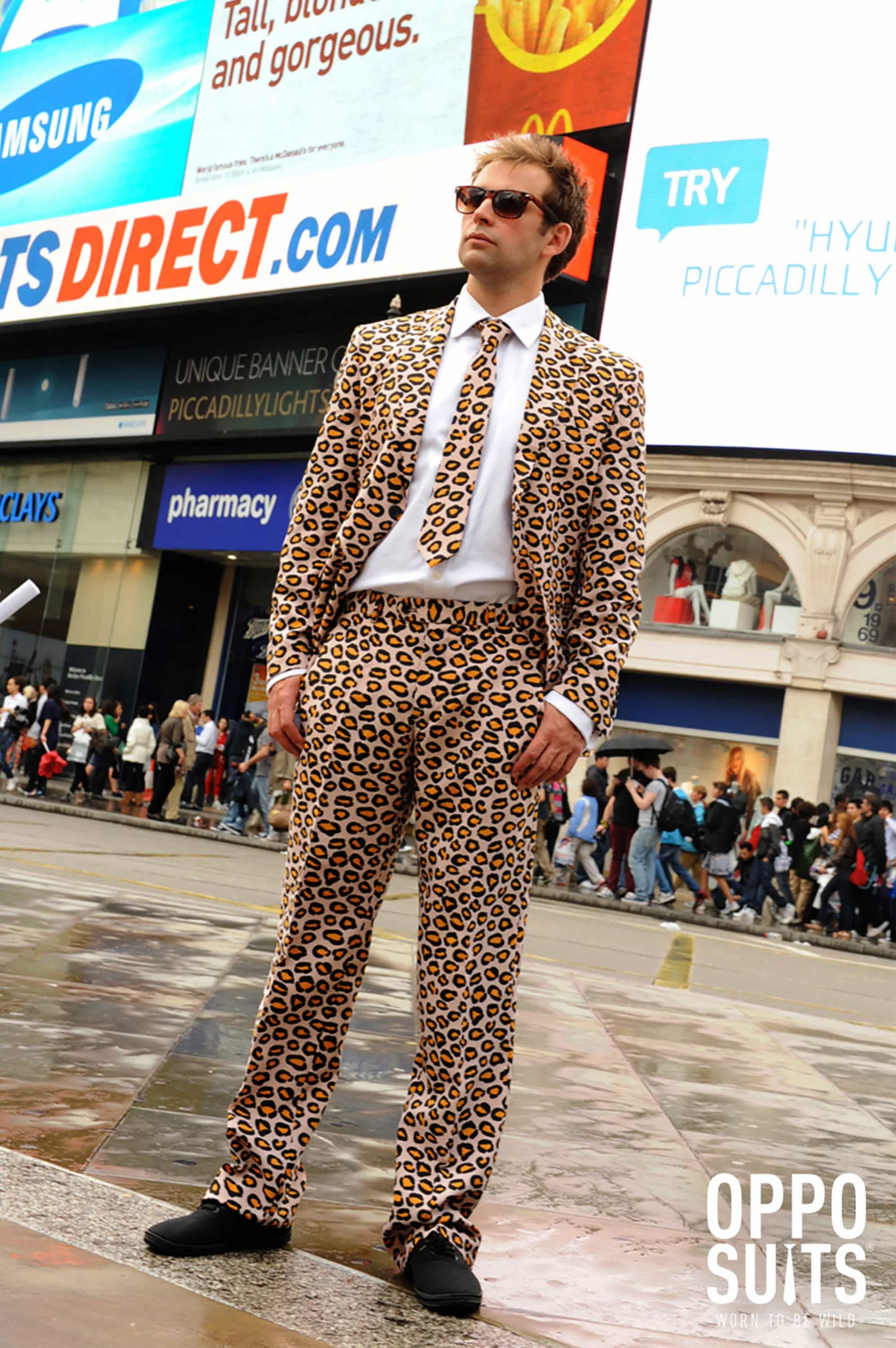 OppoSuits The Jag Suit