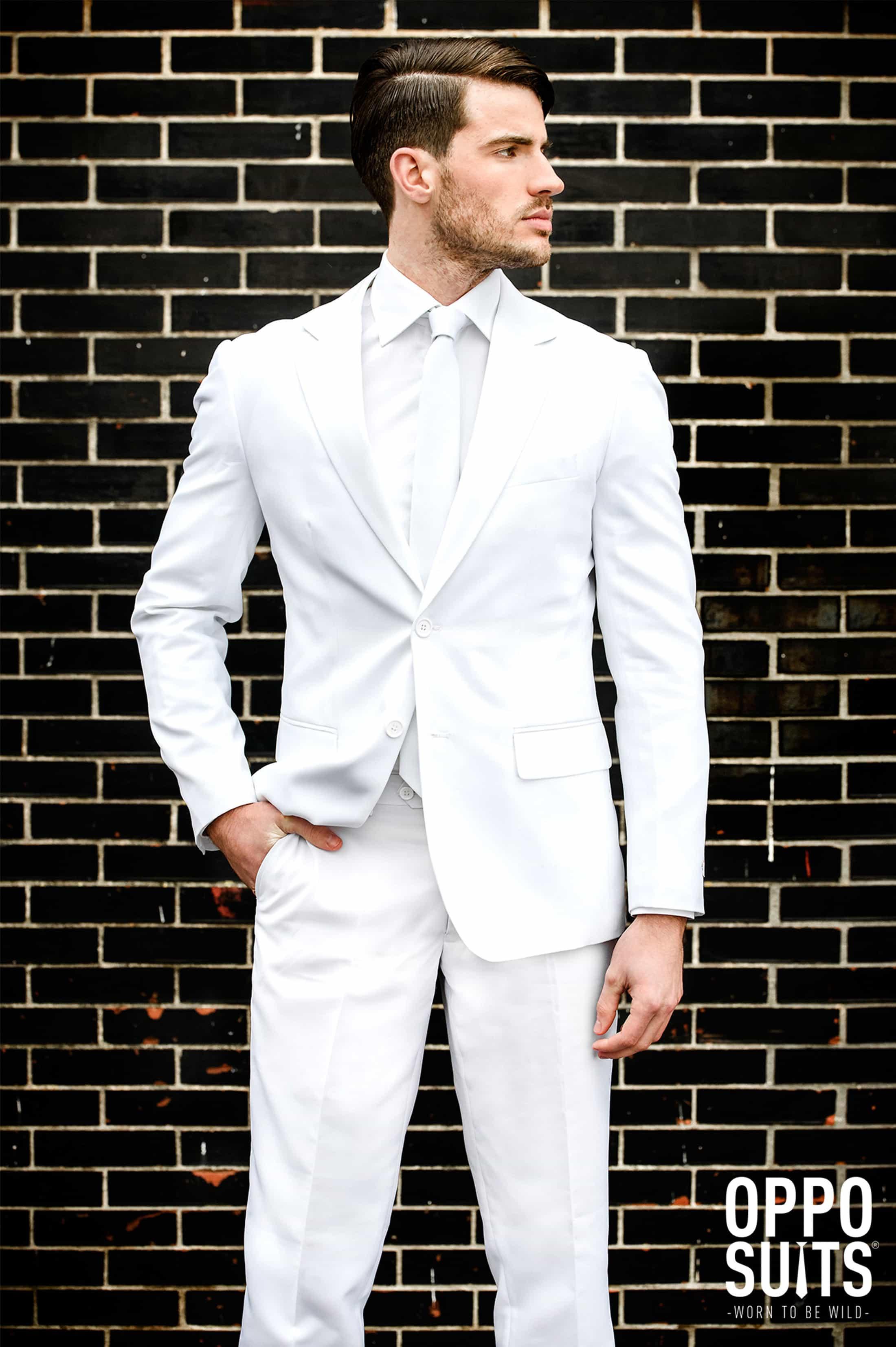 OppoSuits White Knight Anzug foto 2