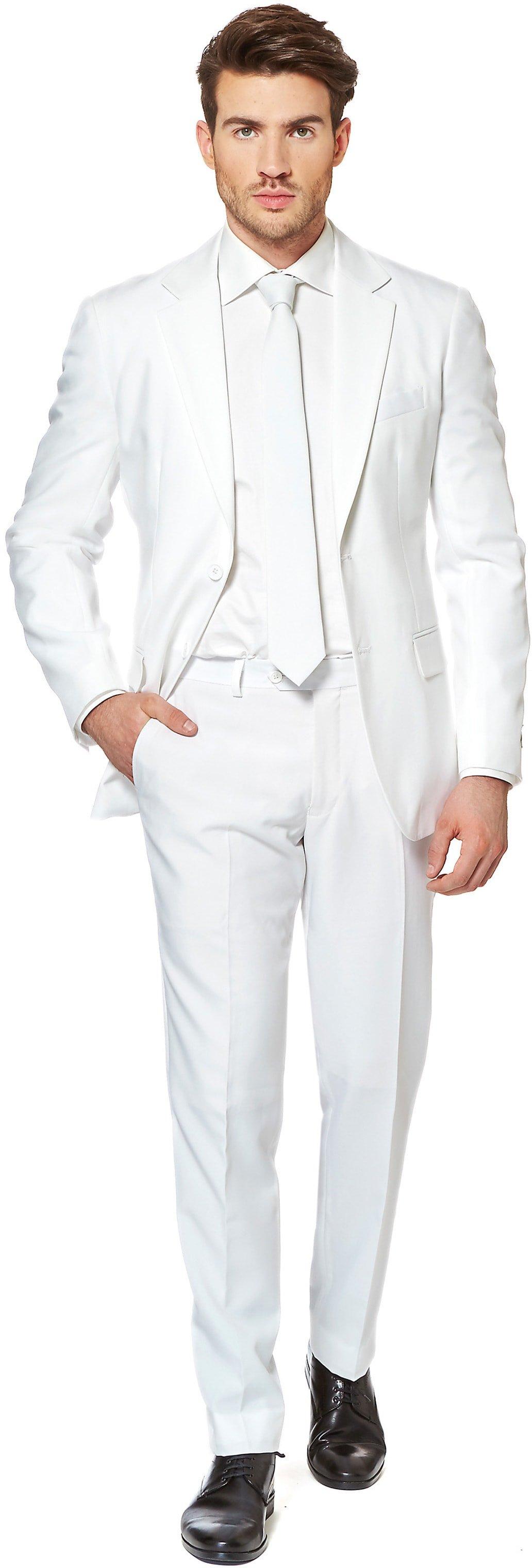 OppoSuits White Knight Kostuum foto 0