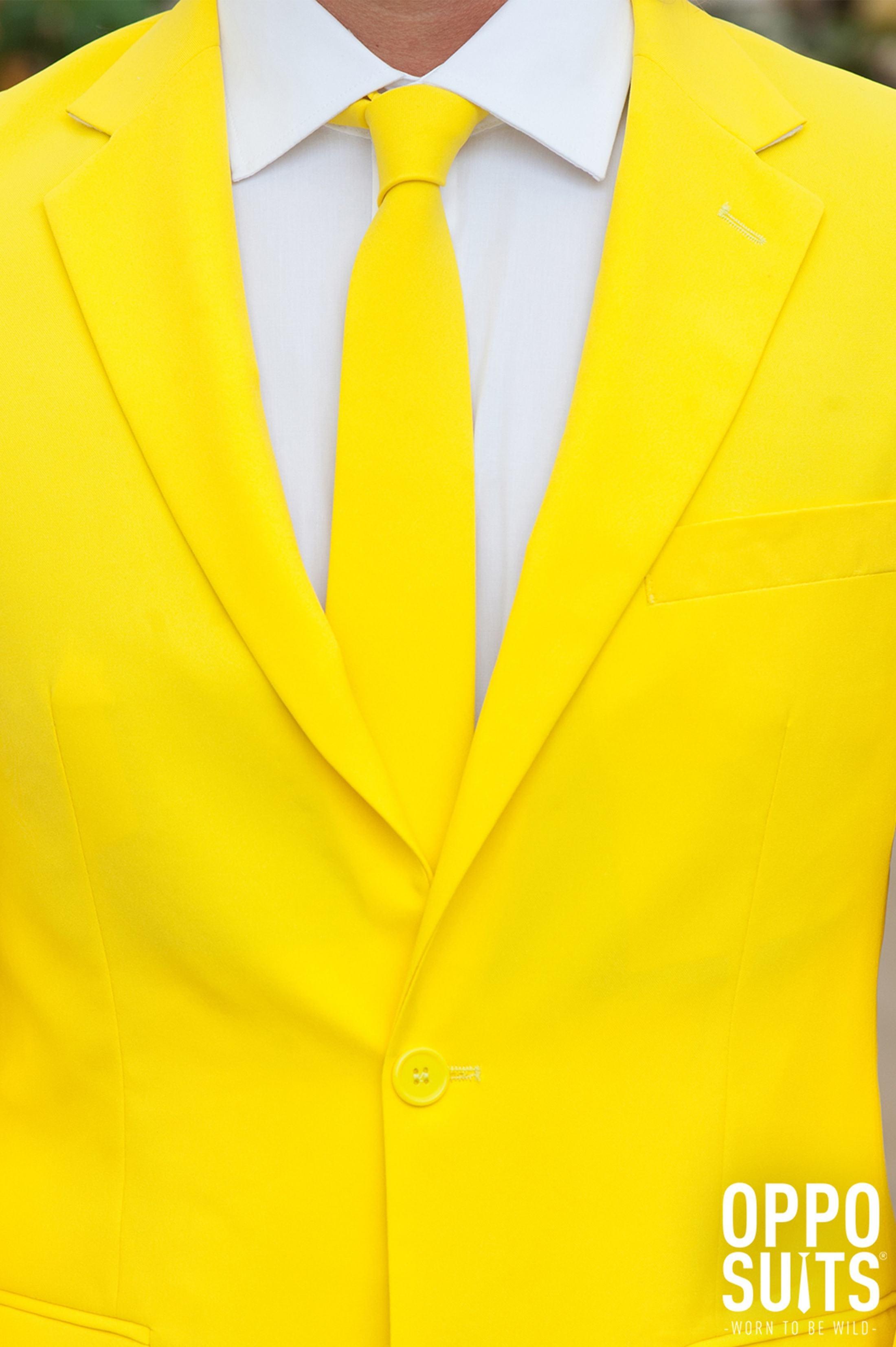 OppoSuits Yellow Fellow Kostüm Foto 3