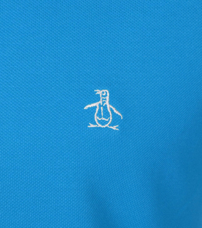 Original Penguin Polo Blauw foto 1