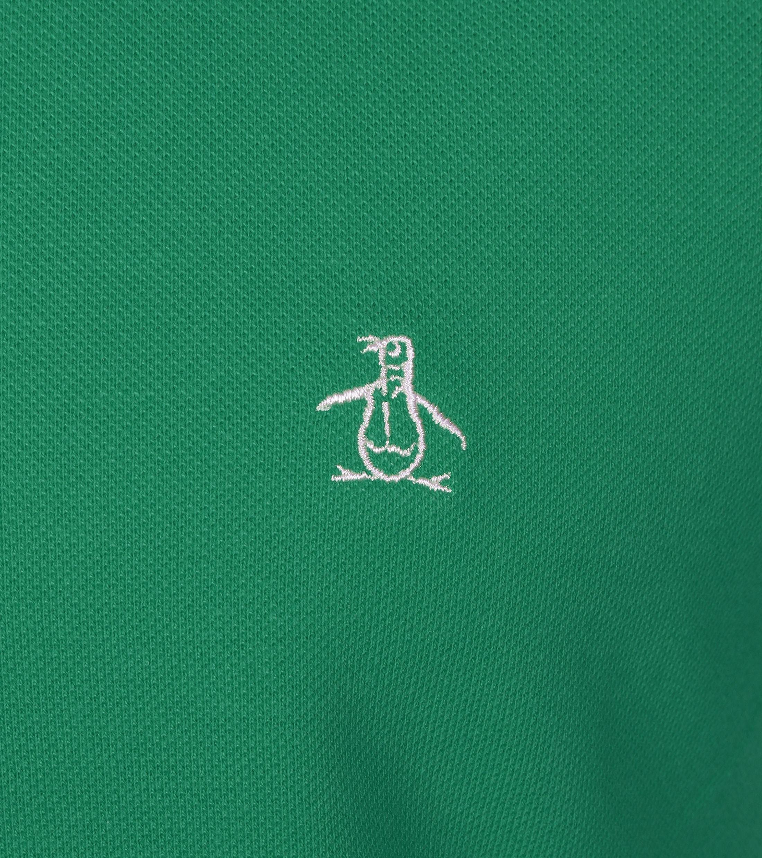 Original Penguin Polo Groen foto 1