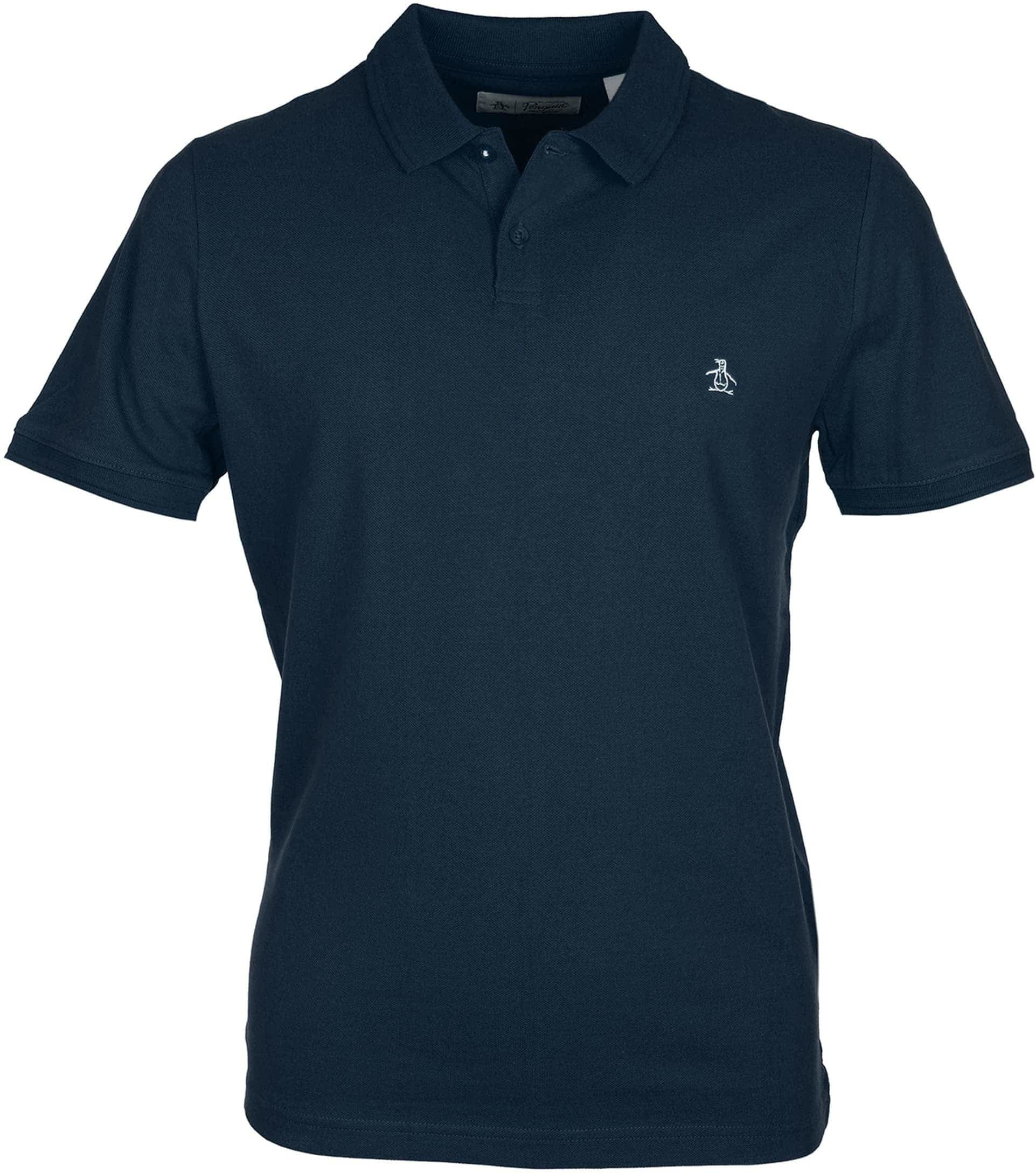 Original Penguin Polo Navy foto 0