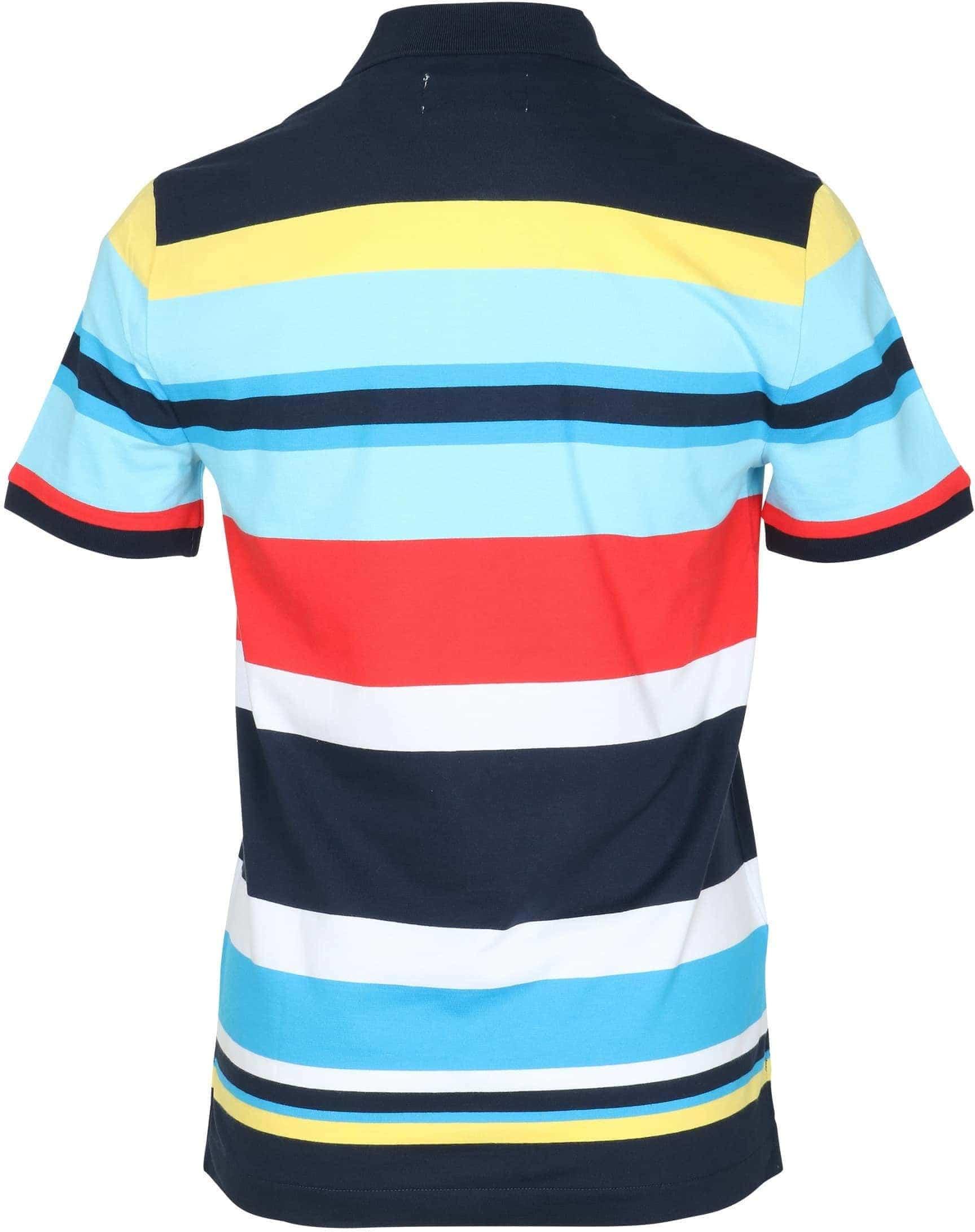 Original Penguin Poloshirt Farbe Streifen foto 2