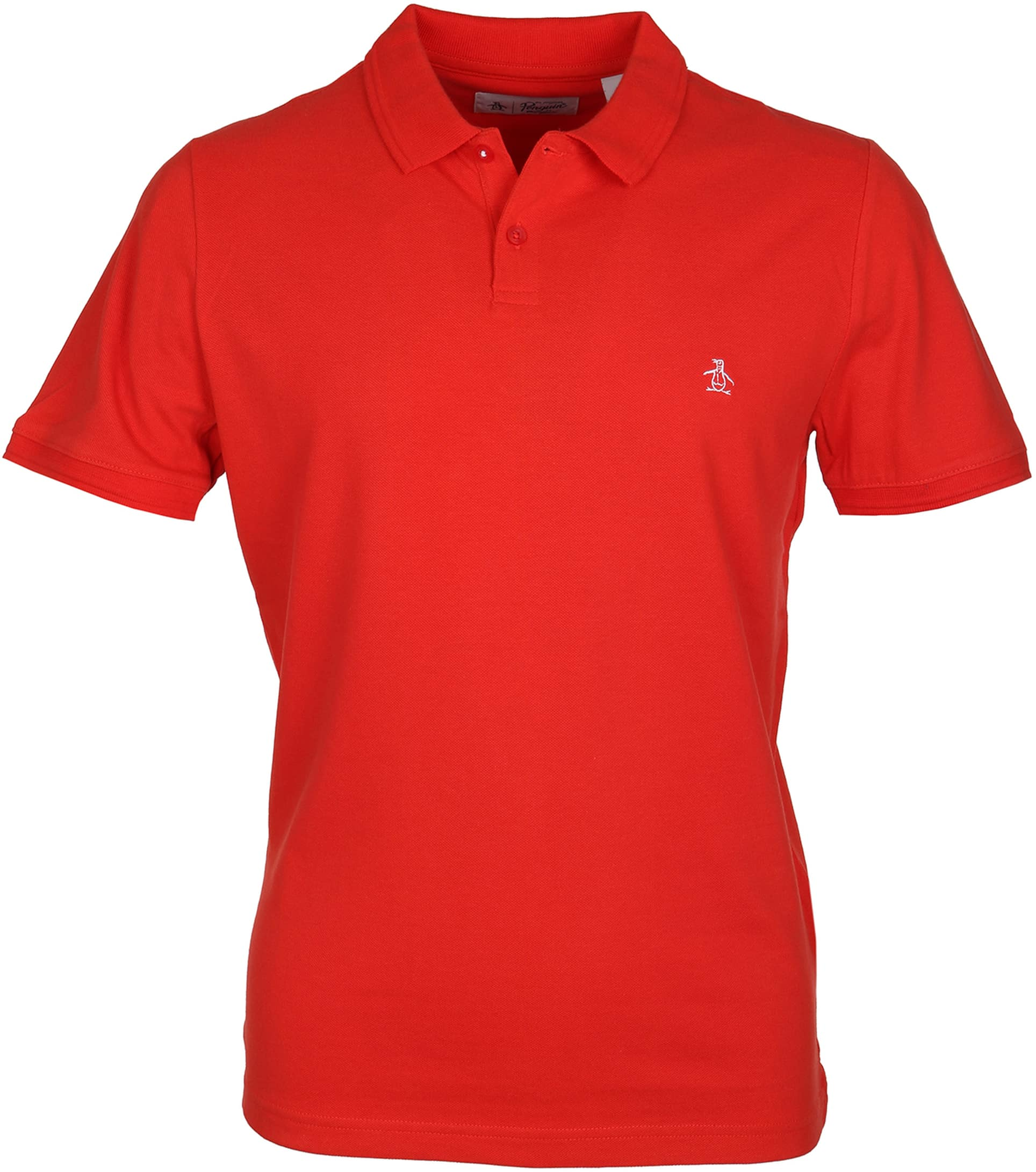 Original Penguin Poloshirt Orange foto 0