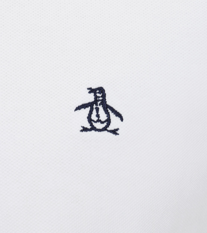 Original Penguin Poloshirt Weiss foto 1