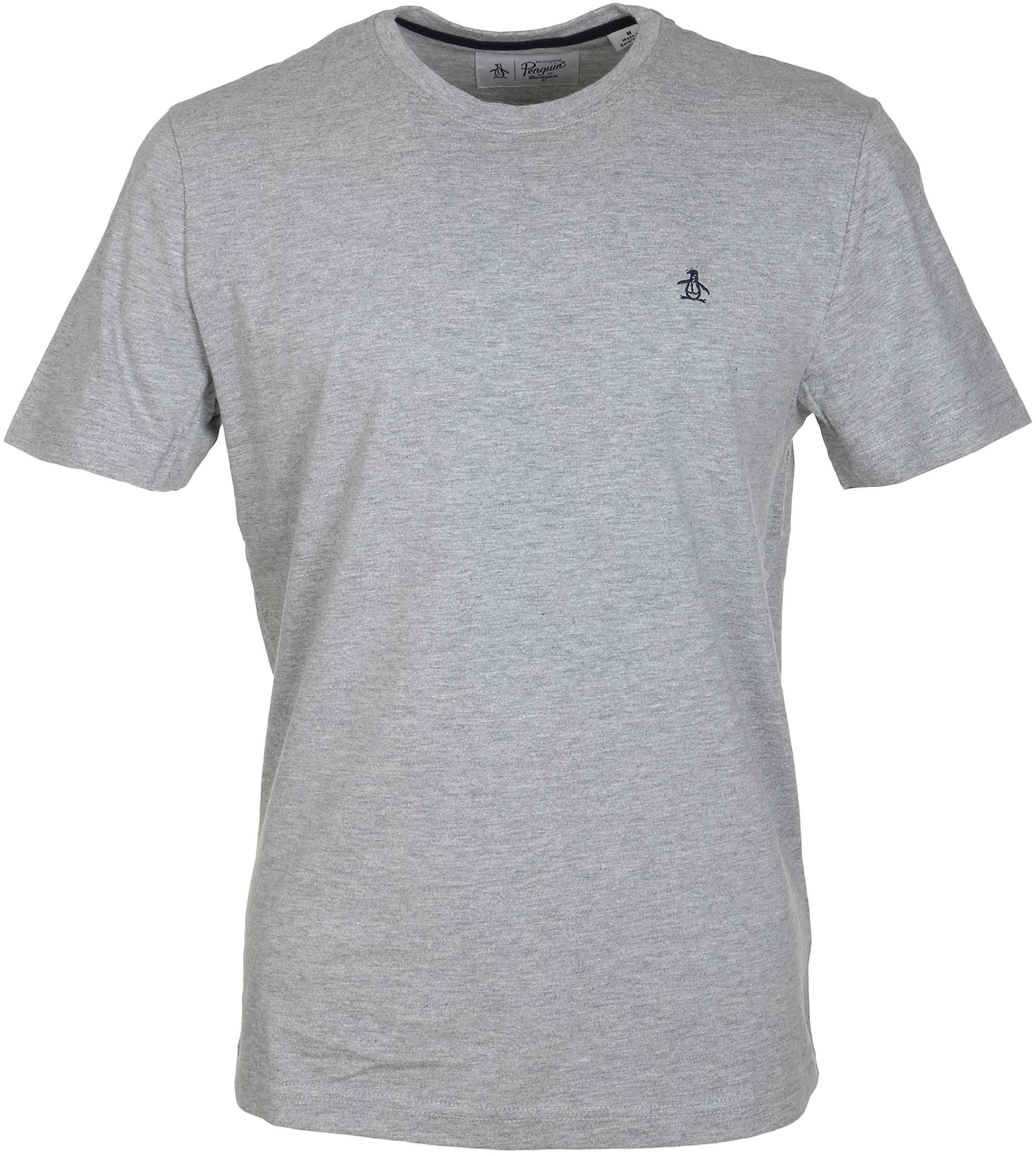 Original Penguin T-shirt Grijs foto 0