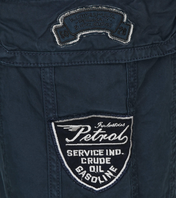 Petrol Cargo Short Donkerblauw