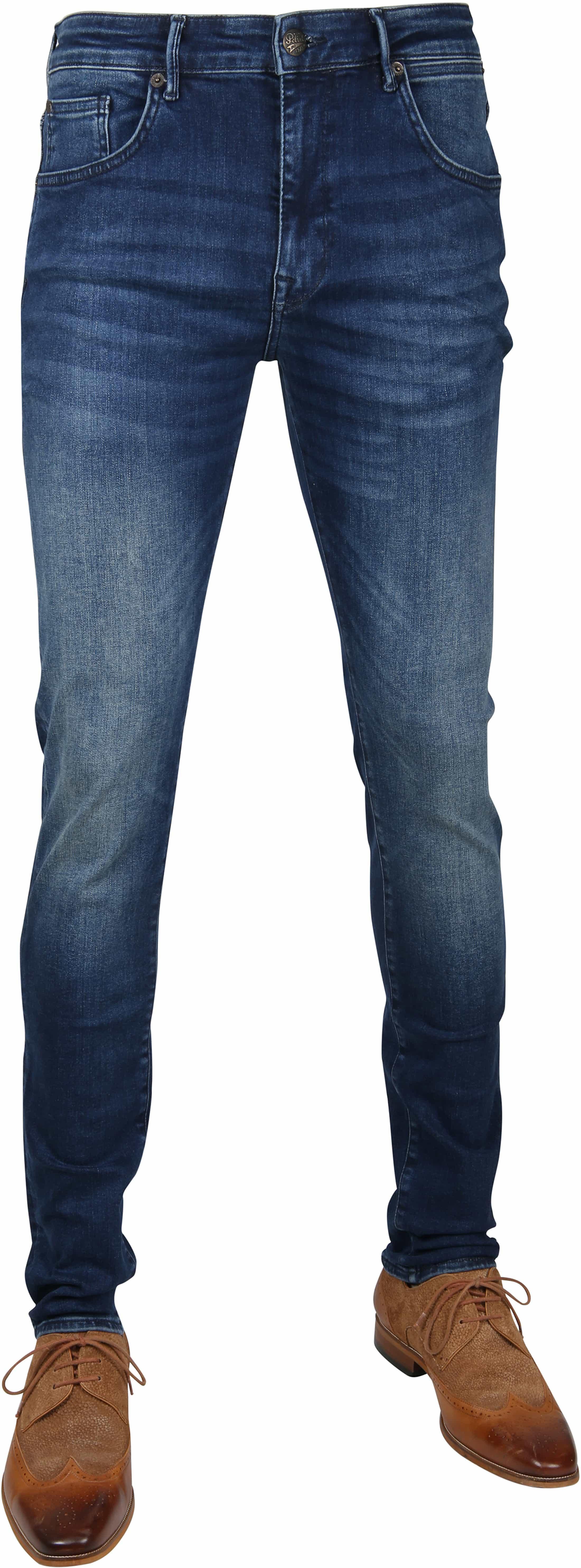 Petrol Seaham Jeans Blau Foto 0