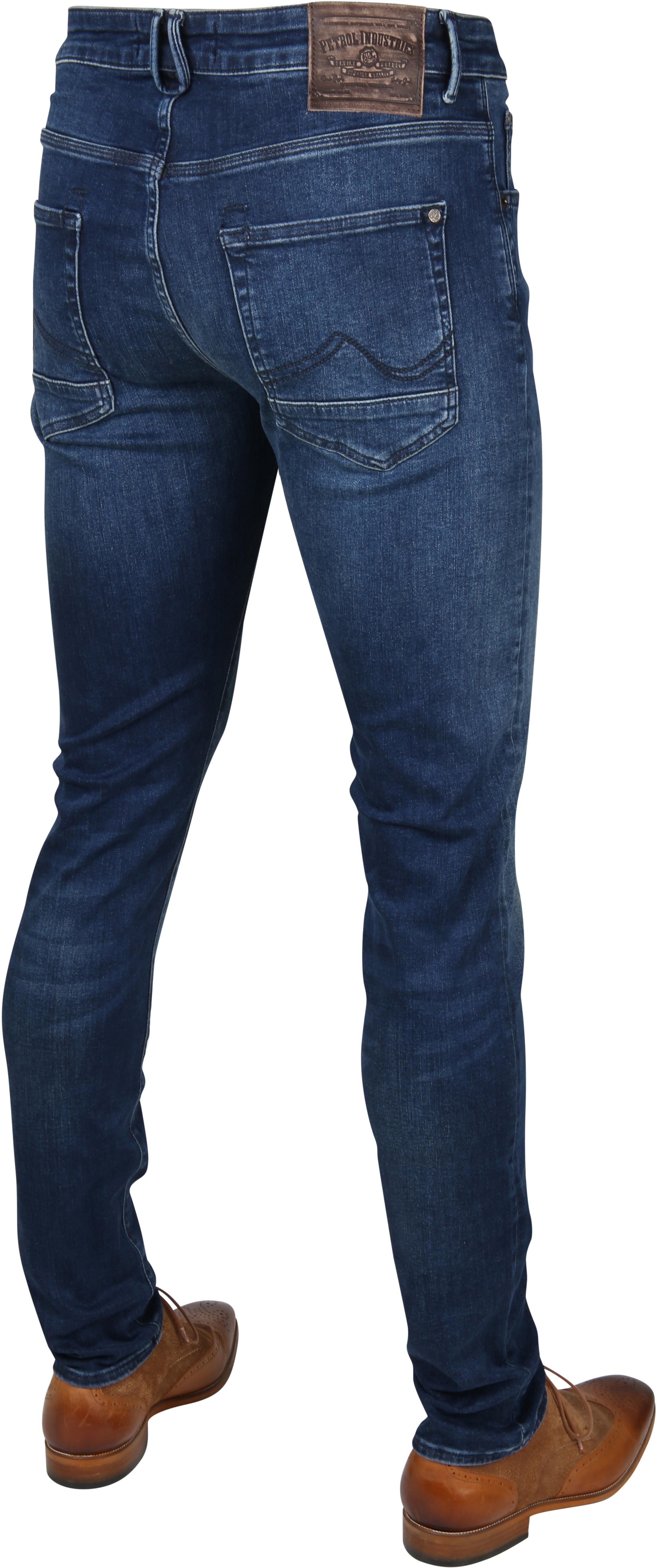 Petrol Seaham Jeans Blau Foto 3