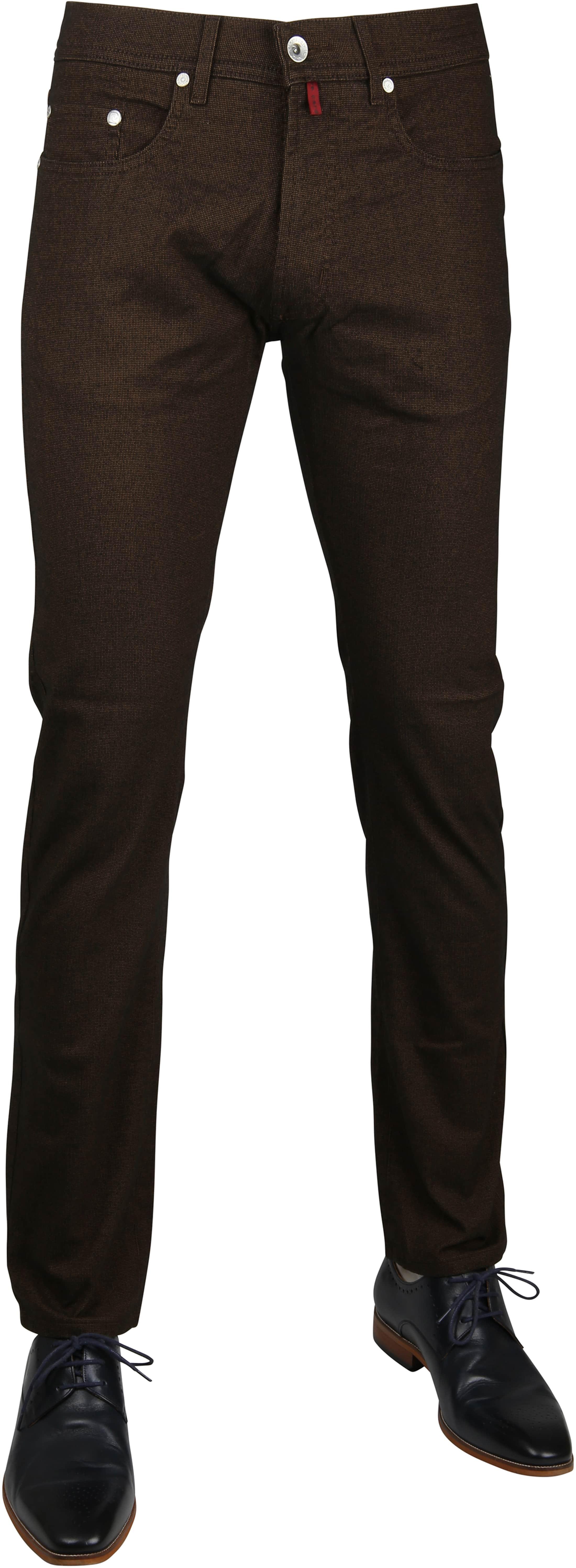 Pierre Cardin Lyon Trousers Caramel foto 0