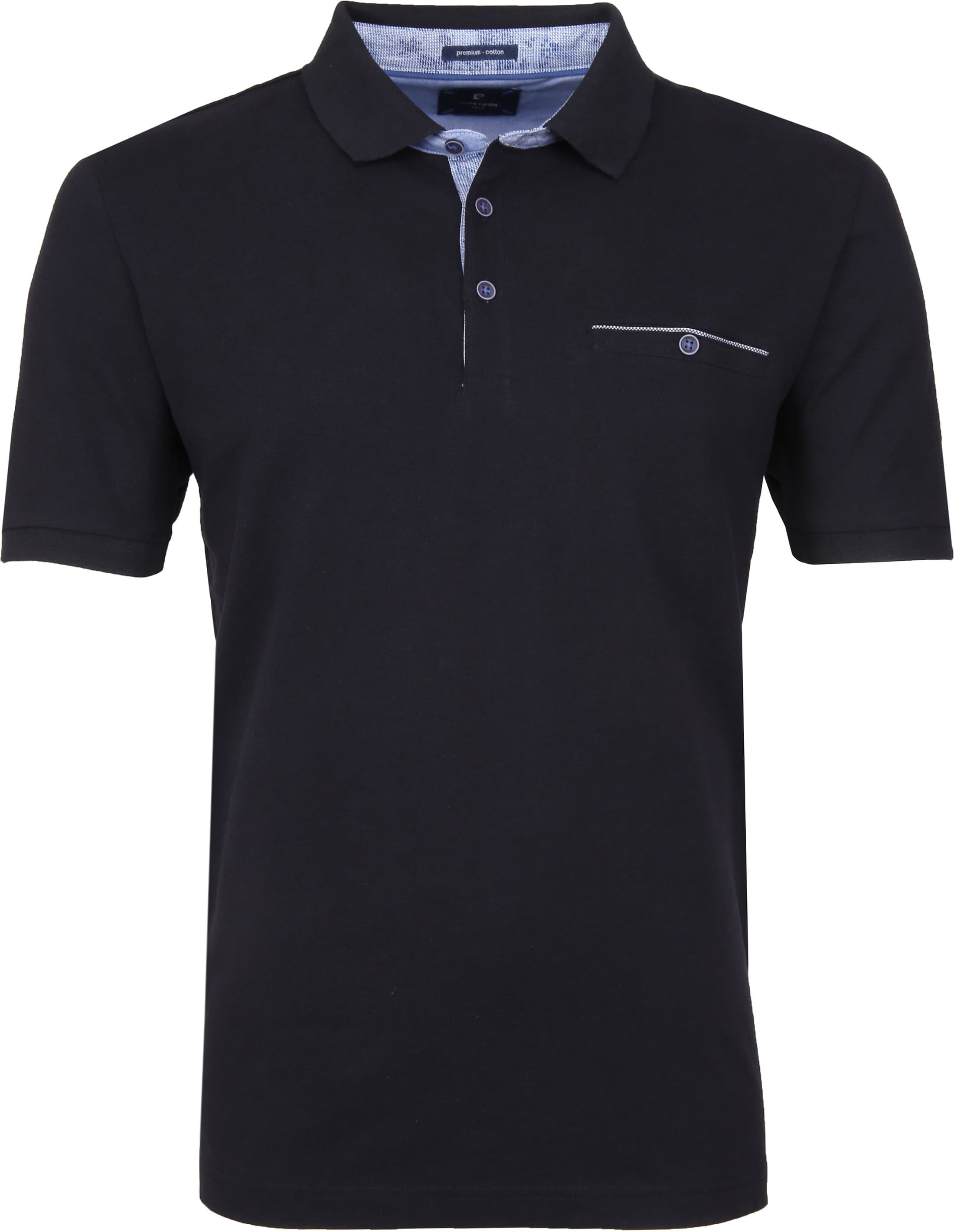 Pierre Cardin Polo Airtouch Navy foto 0