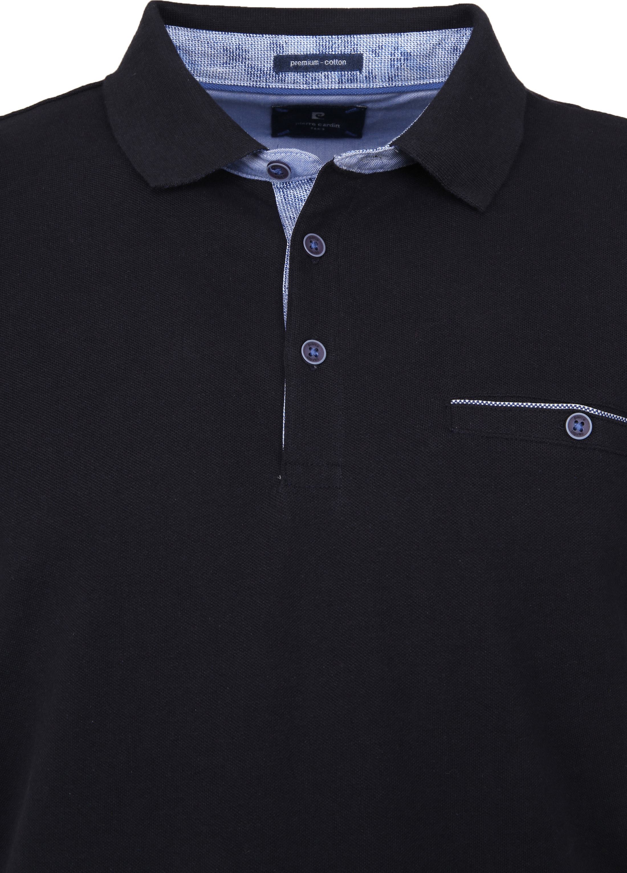 Pierre Cardin Polo Airtouch Navy foto 1