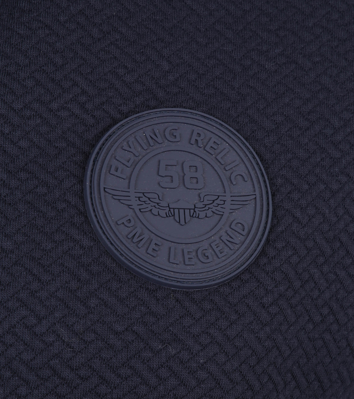 PME Legend Cardigan Dark Blue