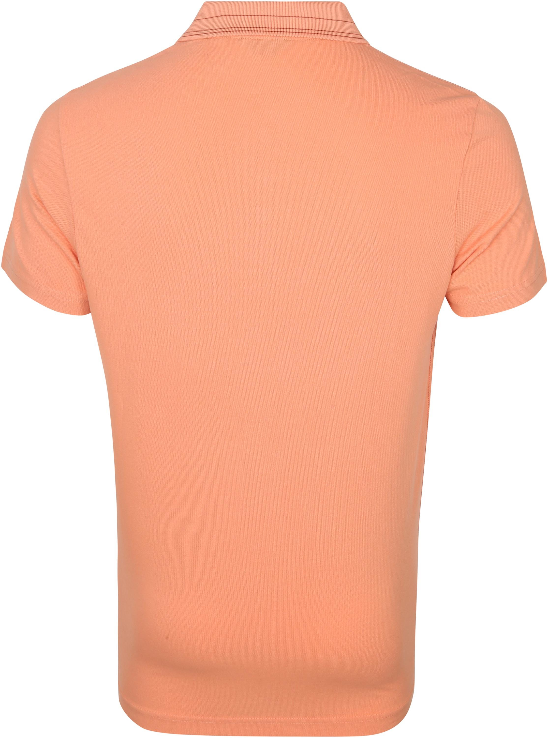 PME Legend Polo Stretch Oranje