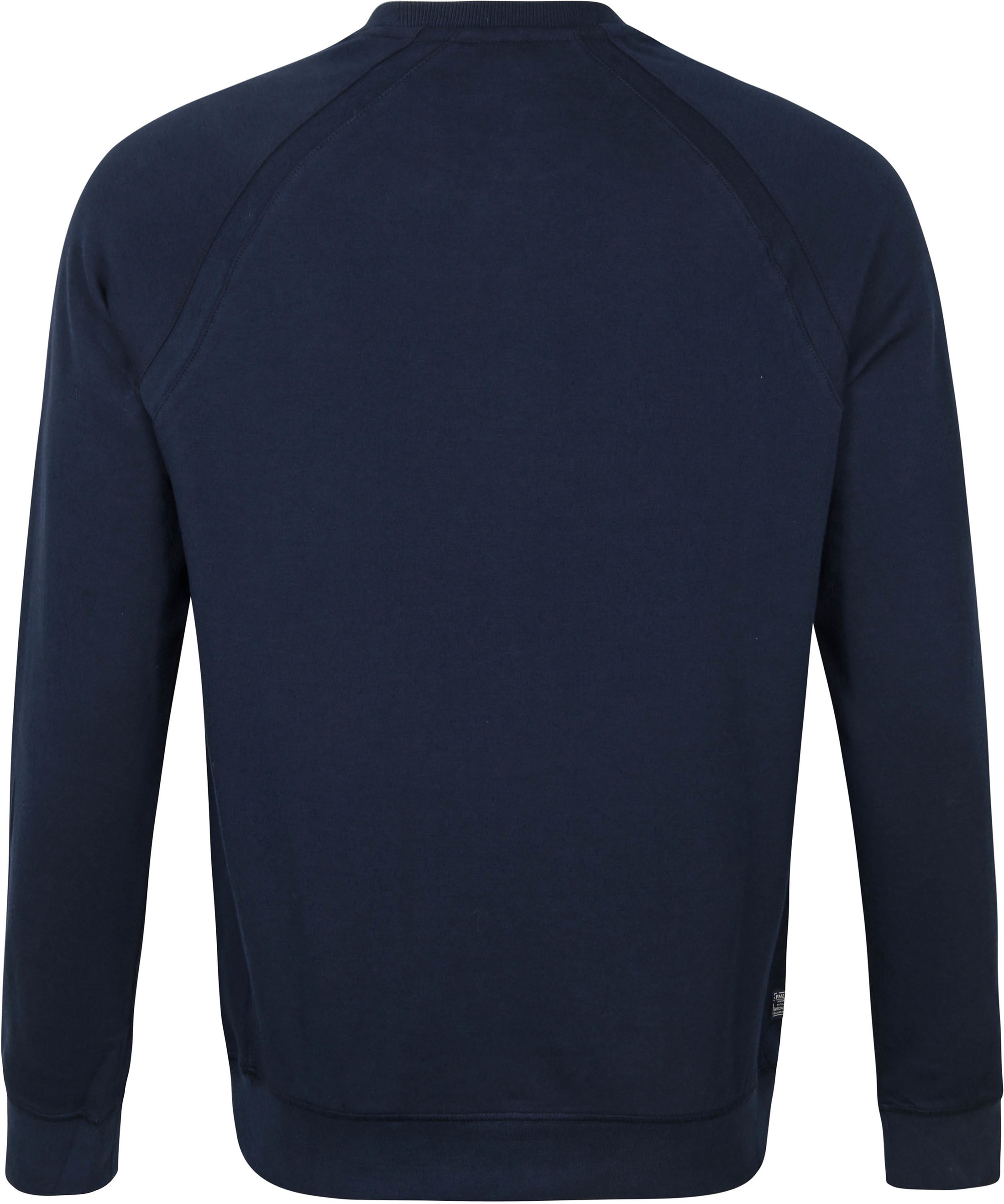 PME Legend Trui Interlock Donkerblauw