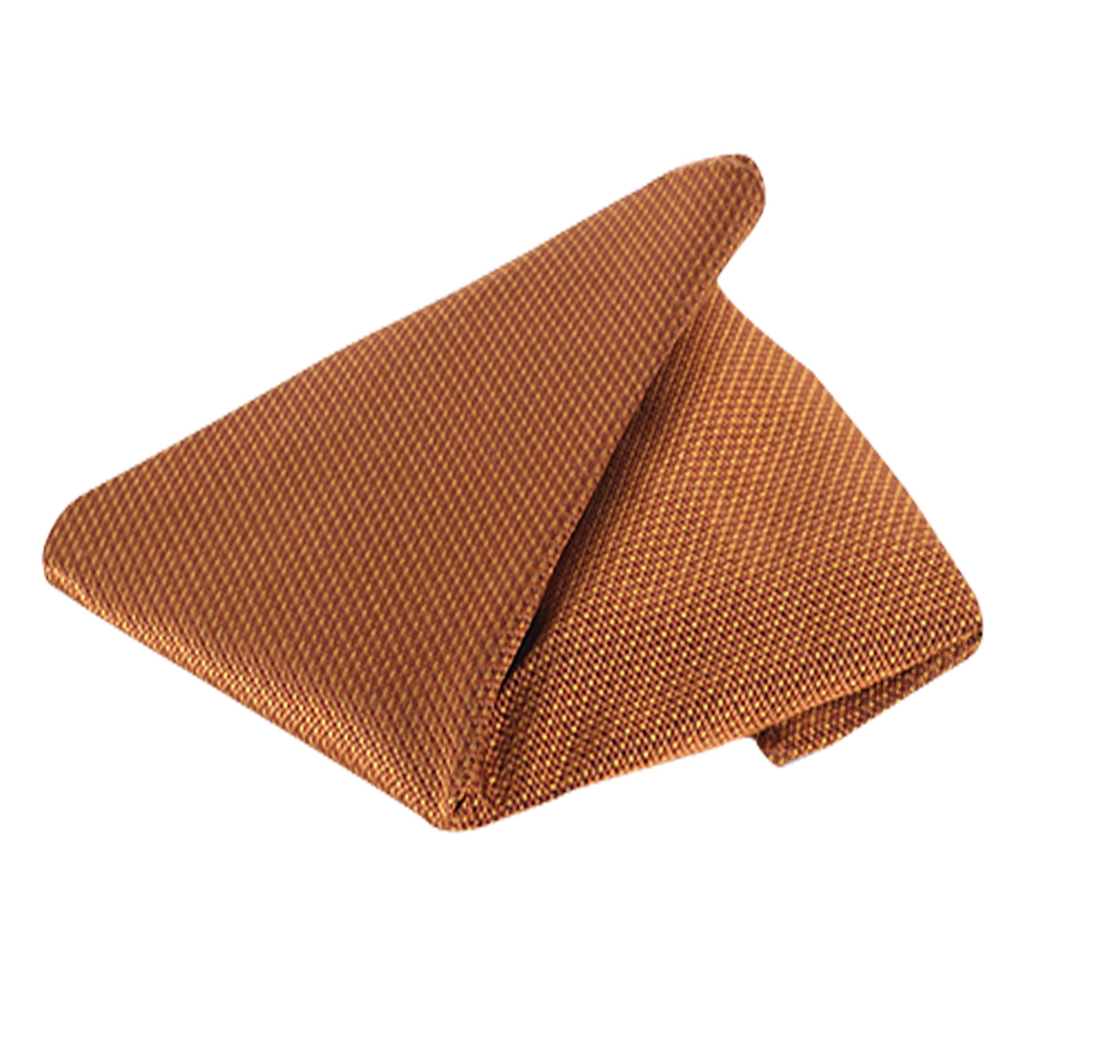 Pocket Square Cognac foto 0