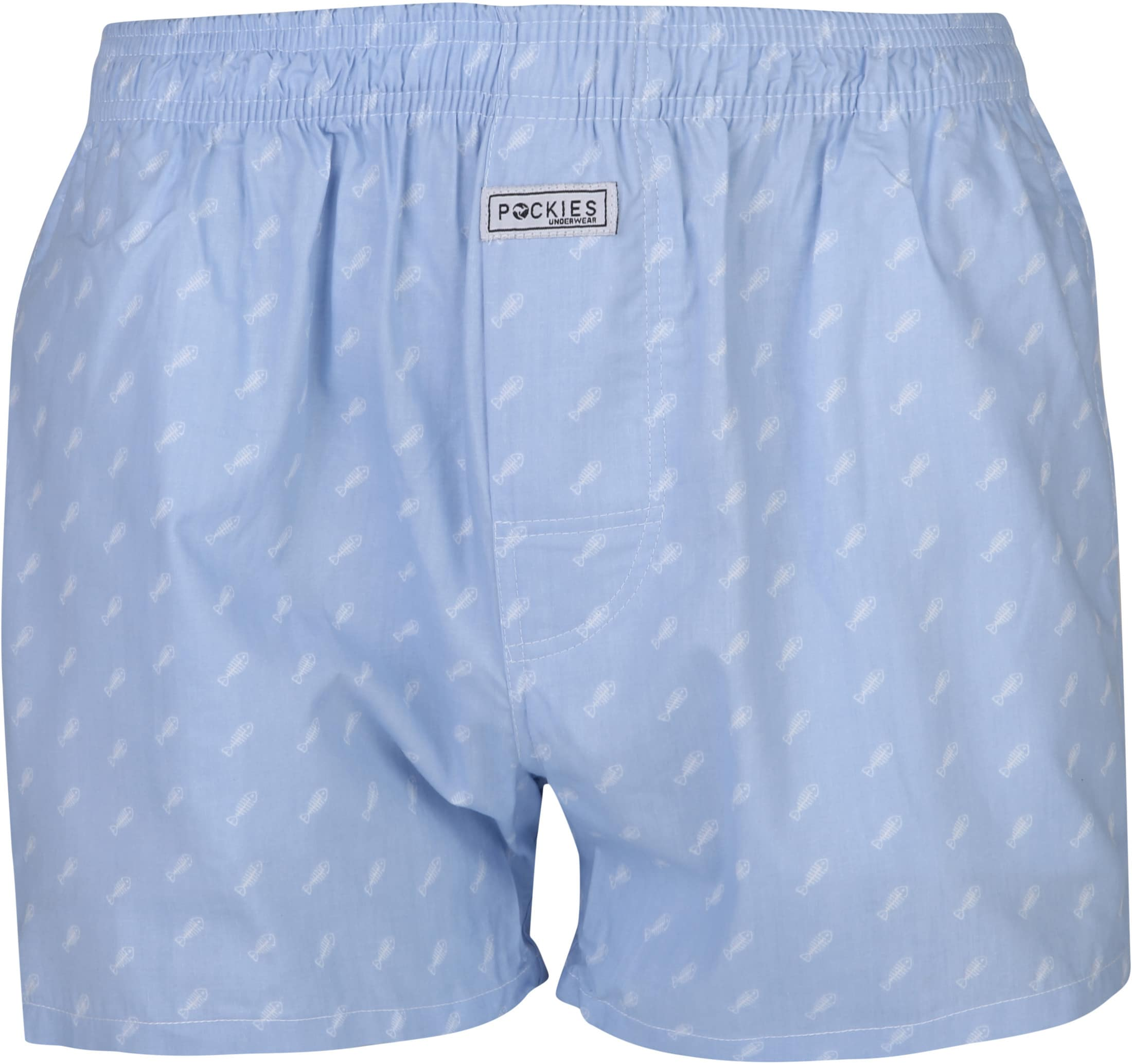 Pockies Boxershort Fishbone foto 0