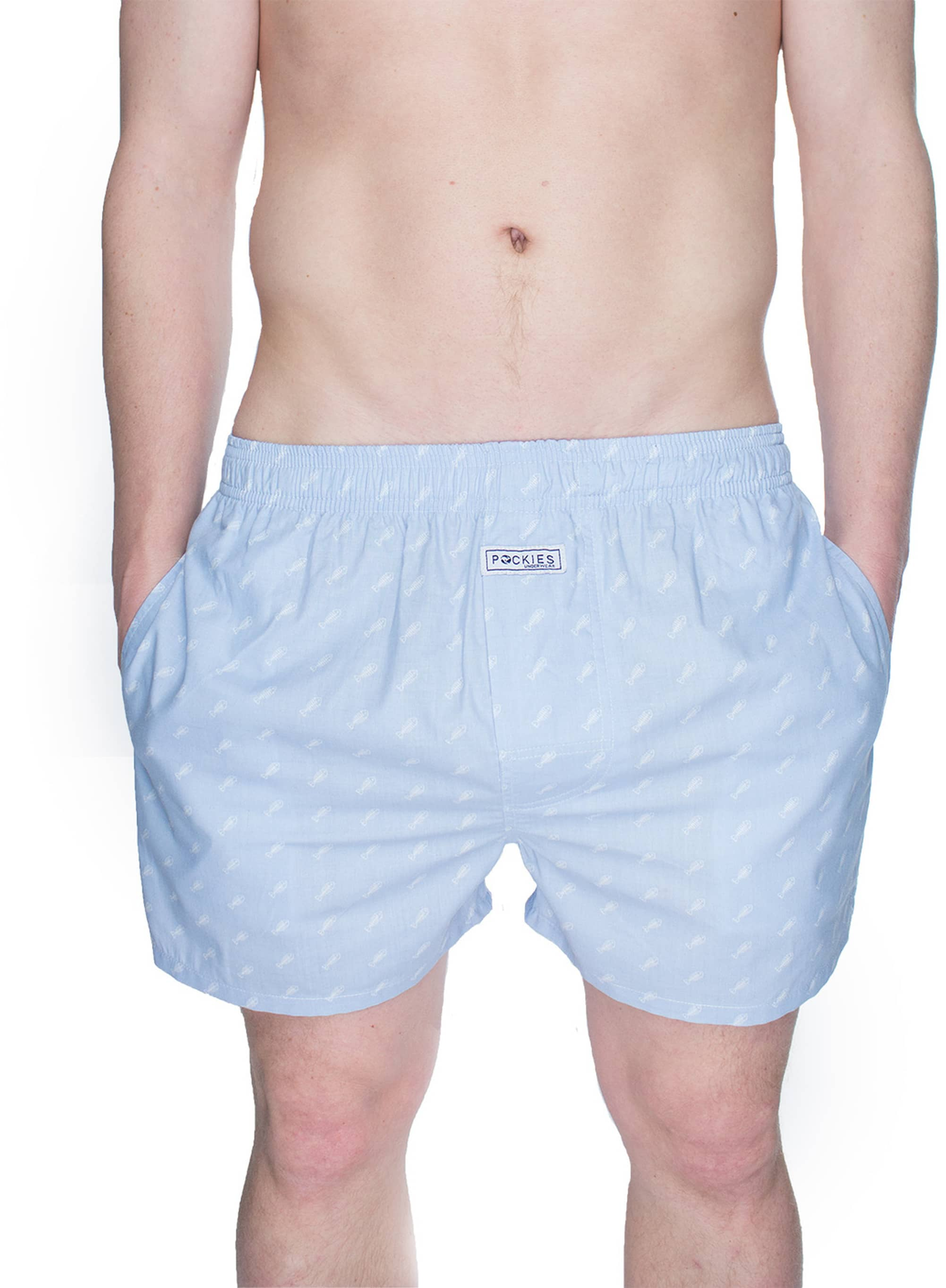 Pockies Boxershort Fishbone foto 2