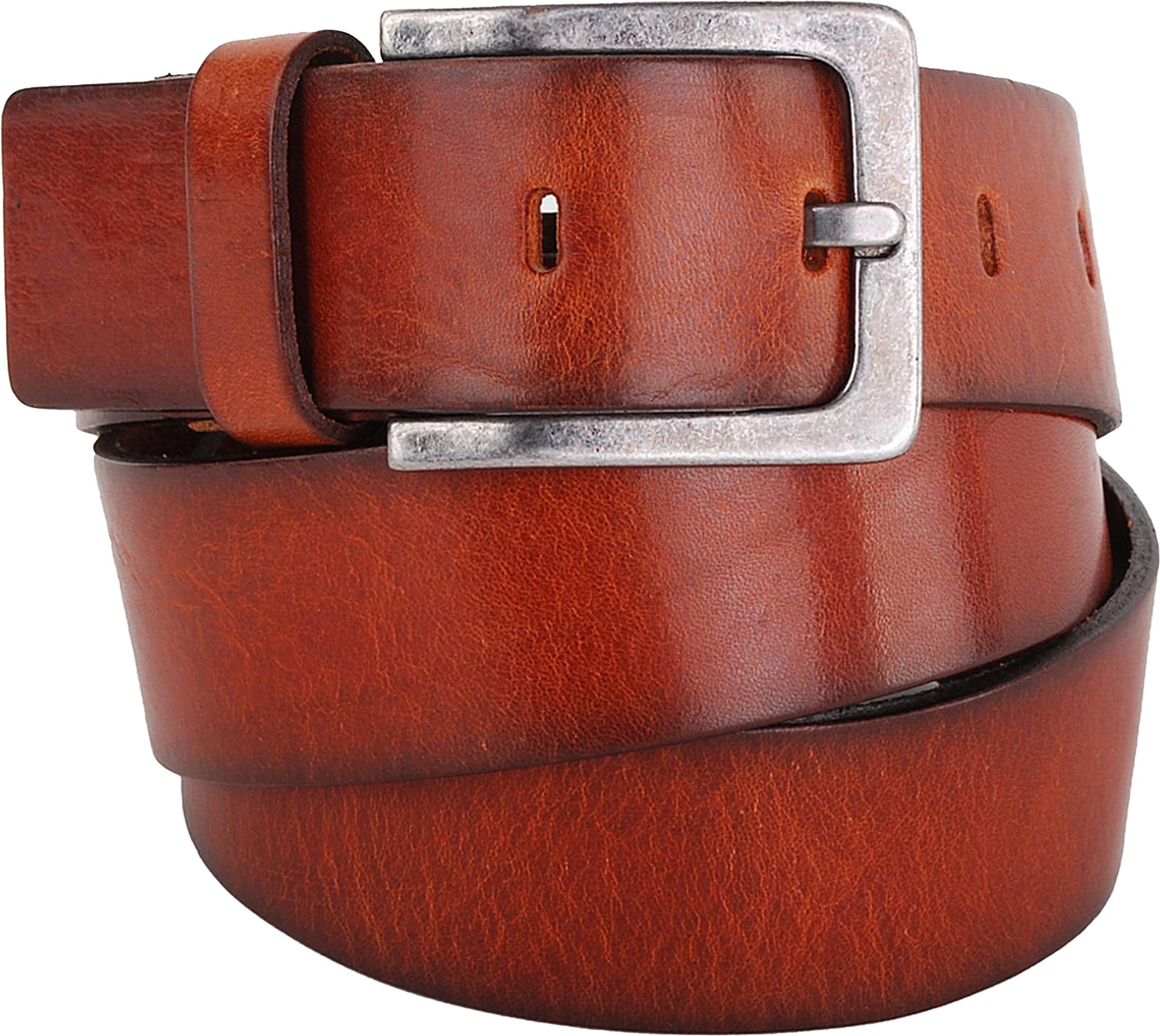 Profuomo Belt Polish Cognac