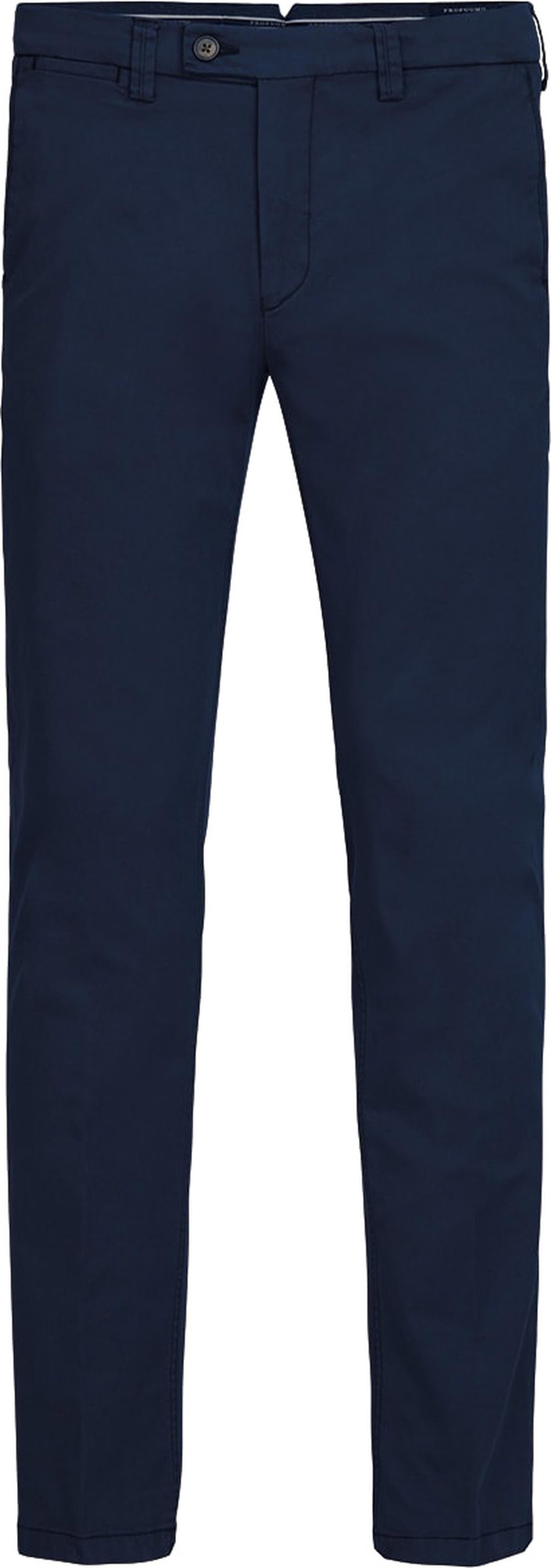 Profuomo Chino Garment DYE Navy